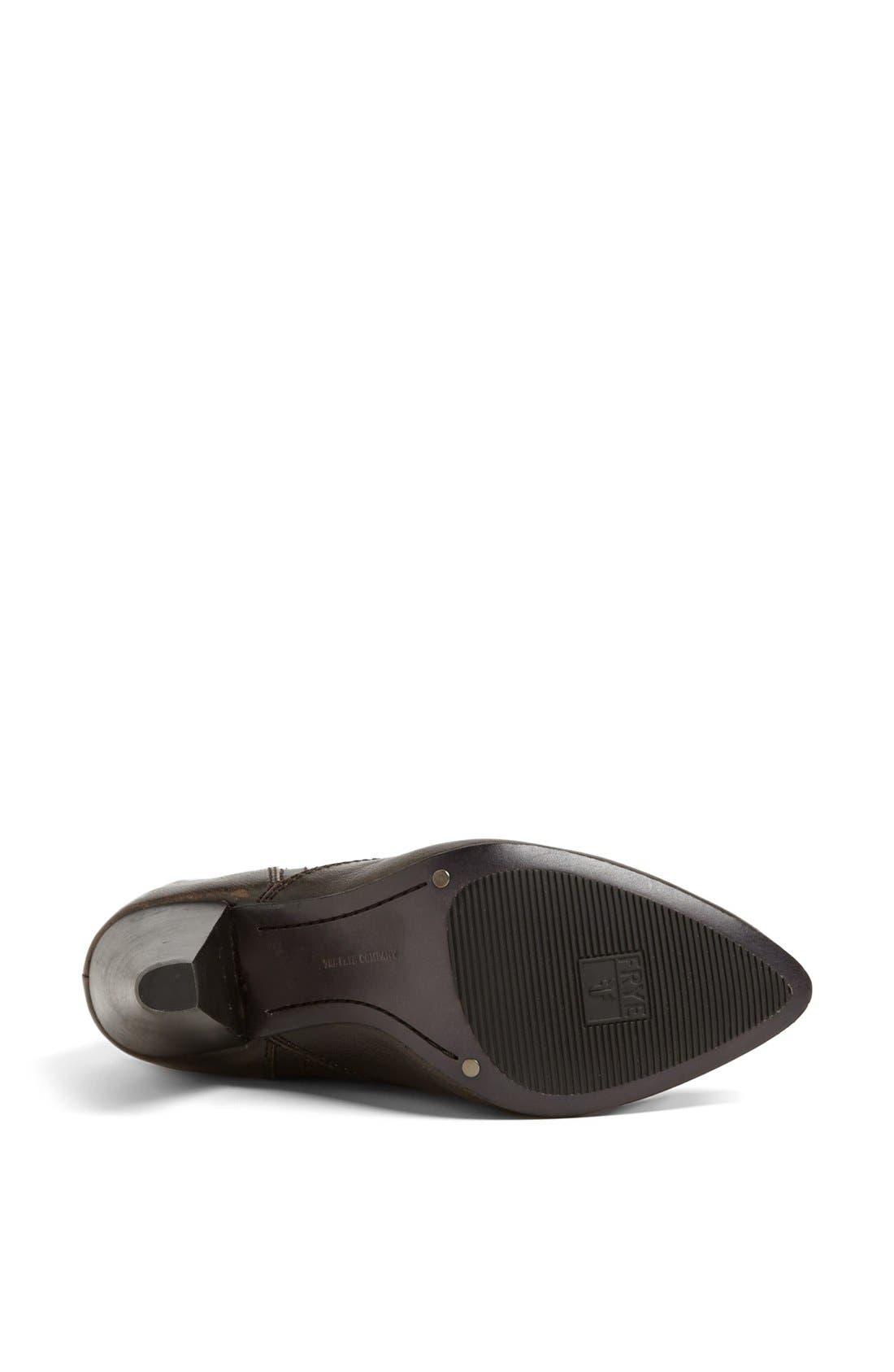 Alternate Image 4  - Frye 'Regina Zip' Boot