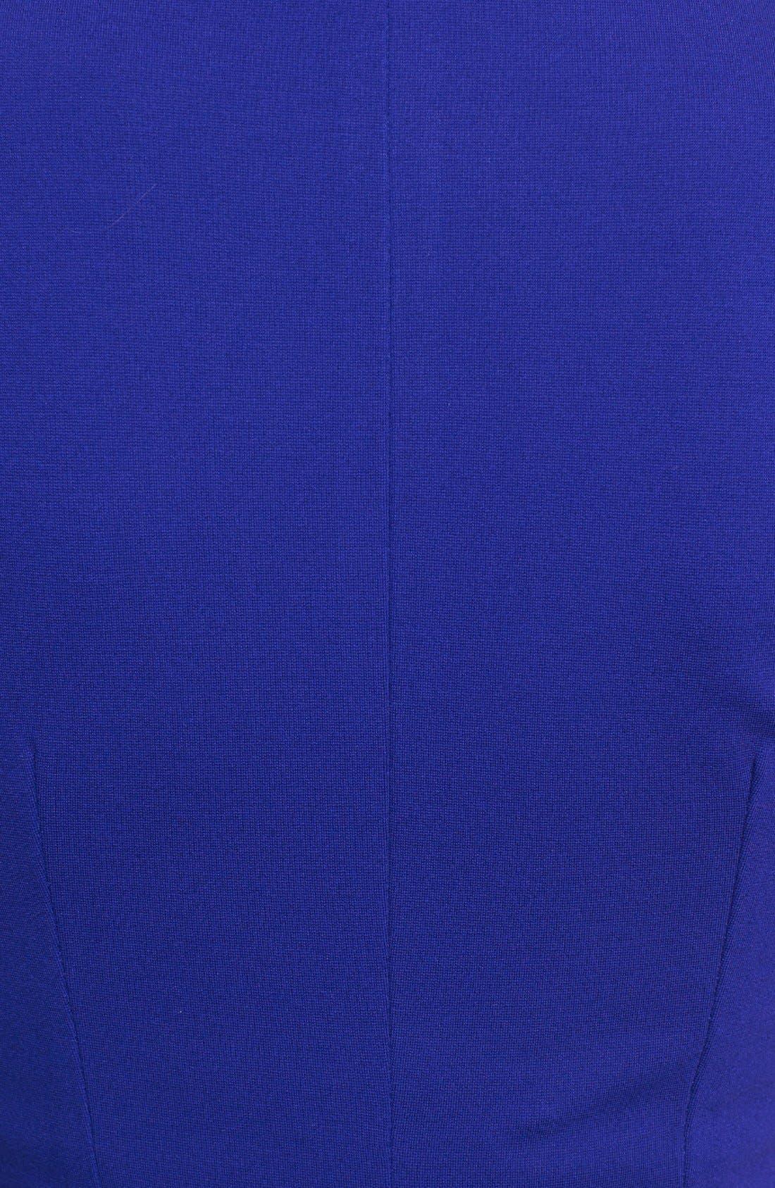 Alternate Image 3  - Diane von Furstenberg 'Maizah' Twill Sheath Dress