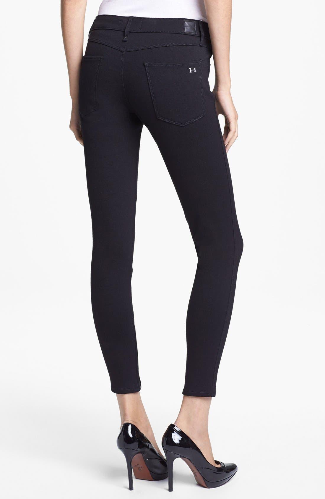 Alternate Image 2  - Habitual 'Almas' Skinny Zip Detail Jeans