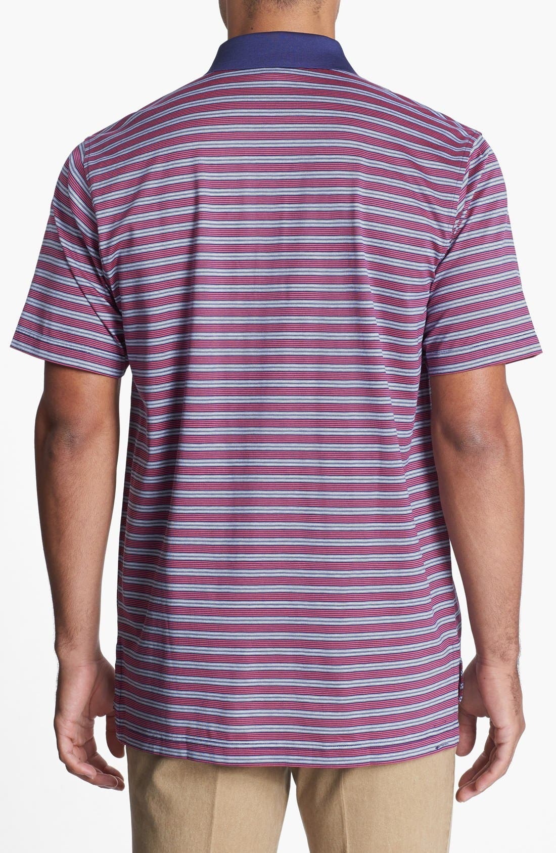 Alternate Image 2  - Peter Millar 'Laddie Stripe' Polo