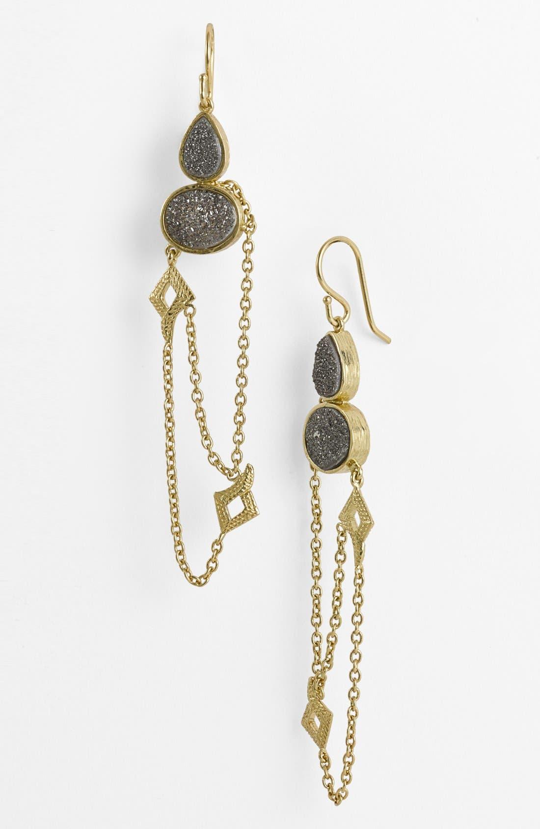 Alternate Image 1 Selected - Melinda Maria 'Sienna' Drop Earrings