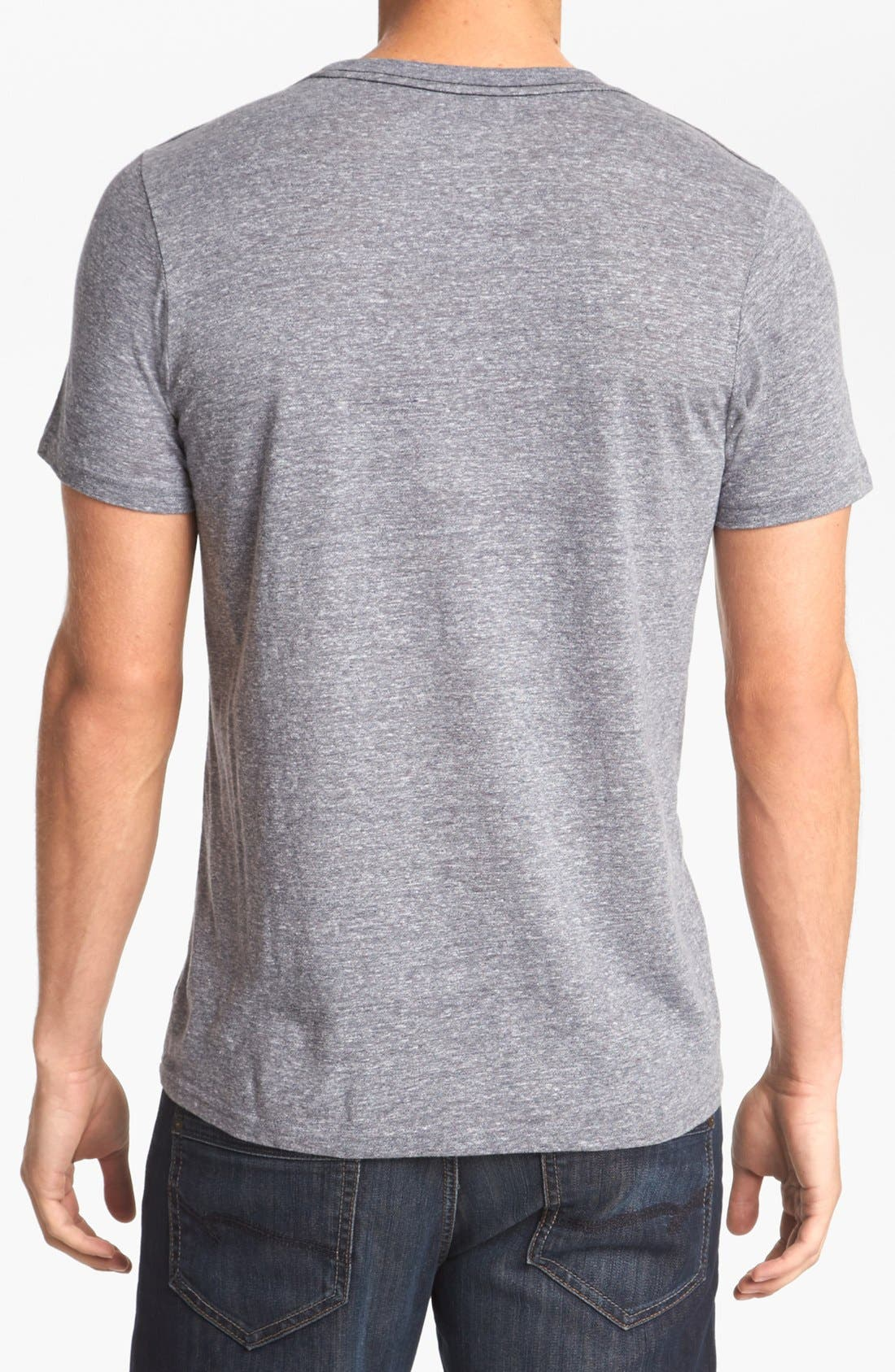 Alternate Image 2  - Hurley 'Stamped Out' T-Shirt
