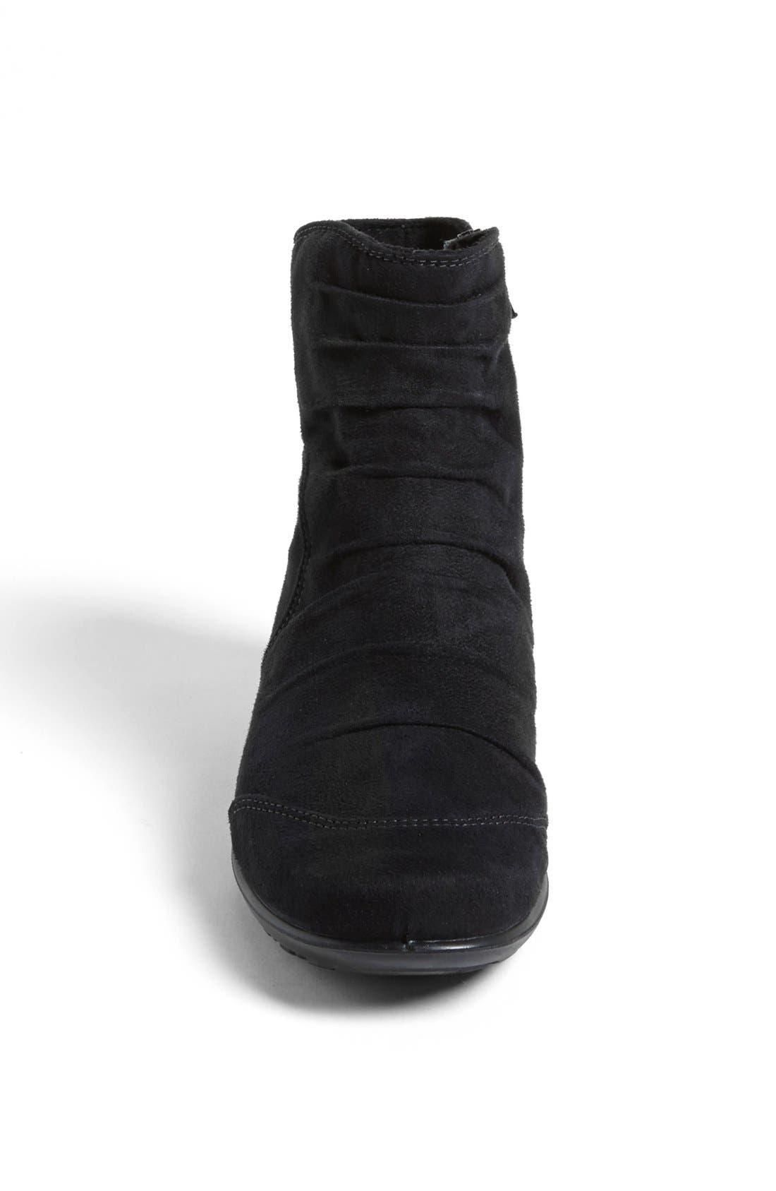 'Citytex 121' Boot,                             Alternate thumbnail 3, color,                             Black