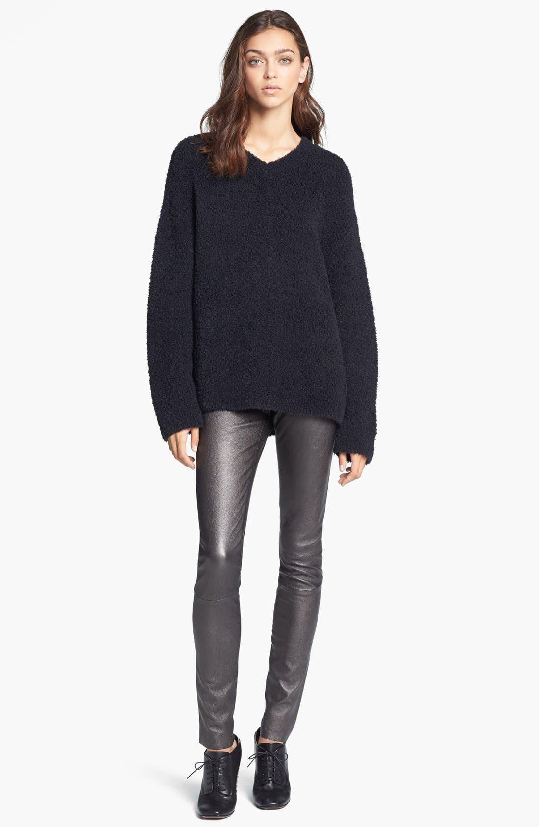 Alternate Image 3  - Theyskens' Theory 'Kacian Yalex' Sweater