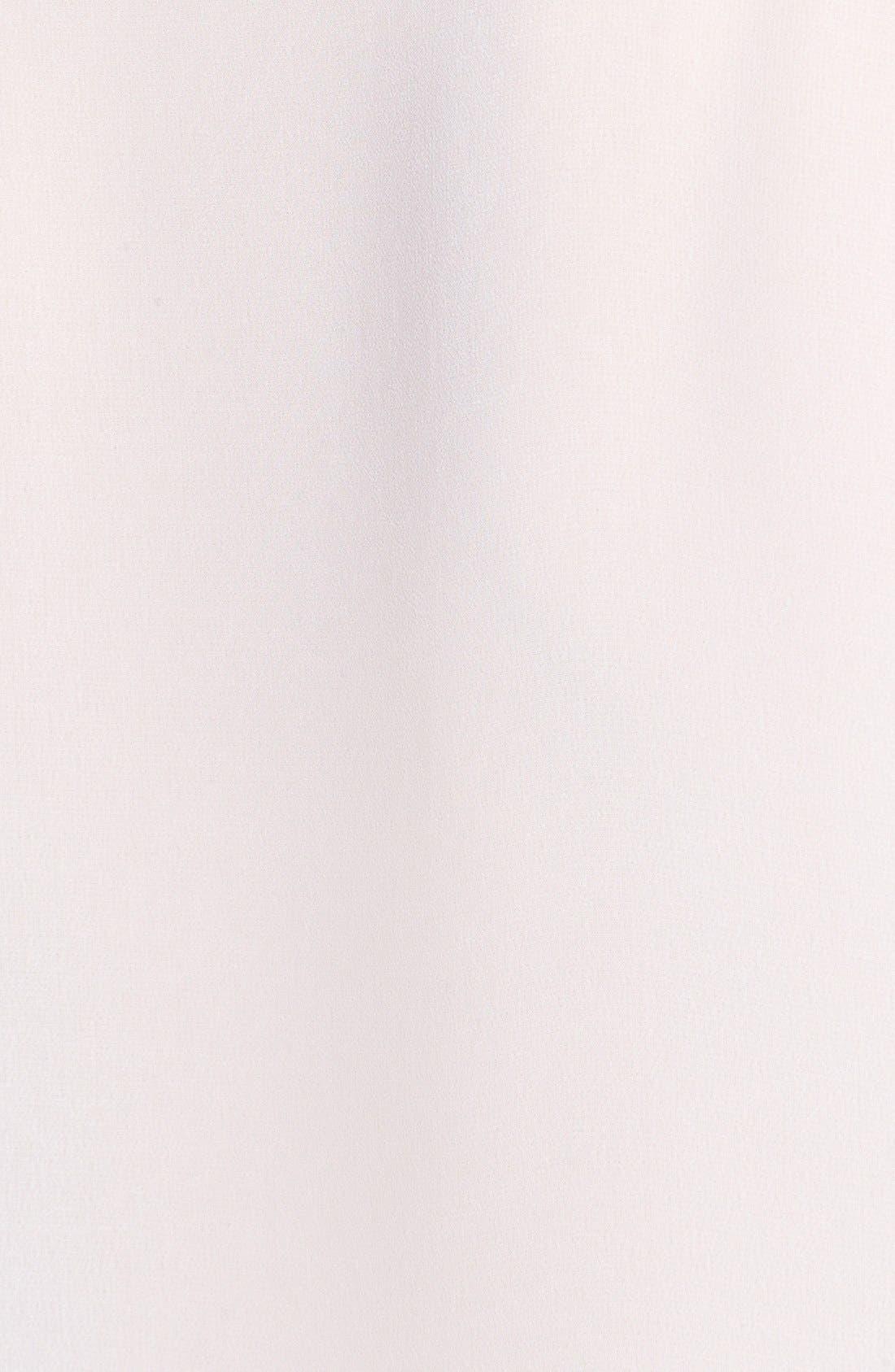 Alternate Image 3  - Vince Camuto 'Flower Fields' Embellished Sheer Sleeve Blouse