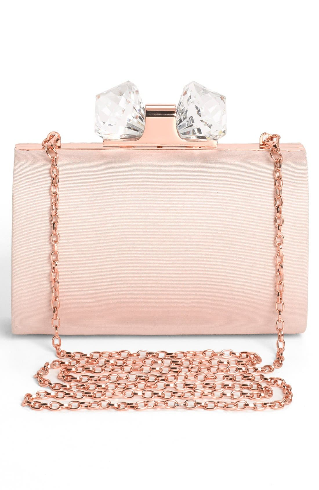 Alternate Image 4  - Ted Baker London 'Holiday - Crystal' Frame Clutch