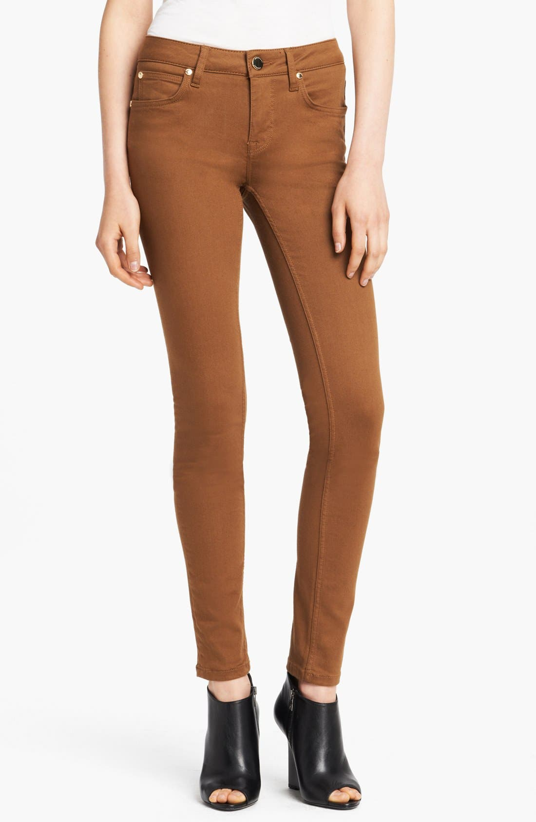 Alternate Image 1 Selected - Burberry London Skinny Jeans