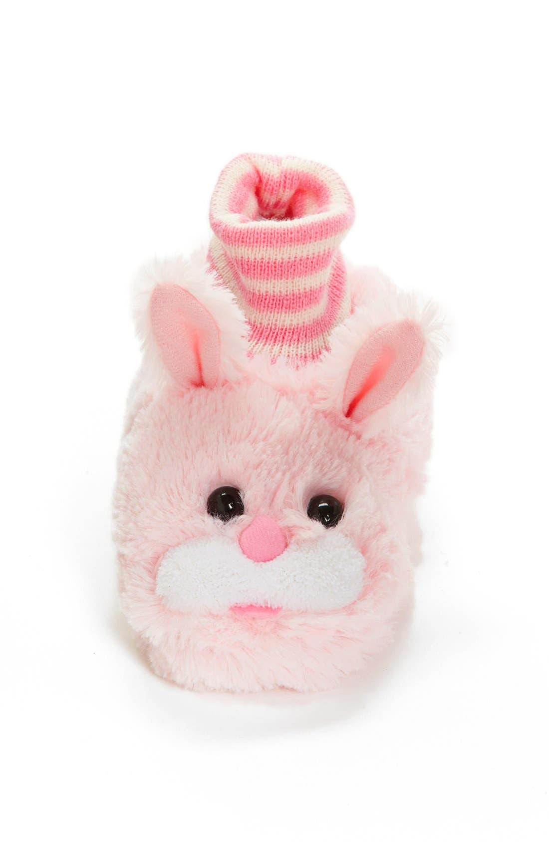 Alternate Image 3  - Nordstrom Bunny Slippers (Walker, Toddler & Little Kid)