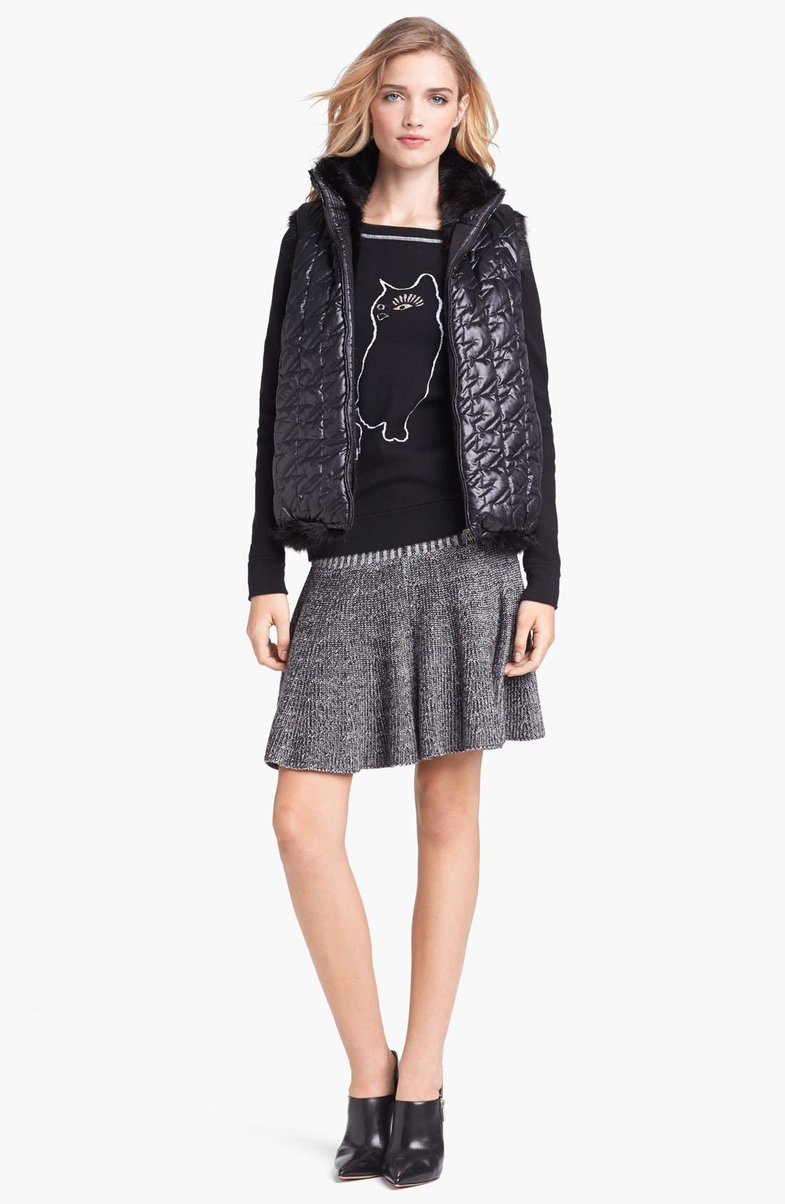 Alternate Image 2  - MARC BY MARC JACOBS 'Rue Cat' Intarsia Sweater