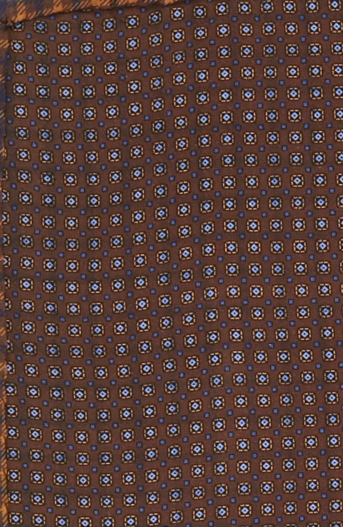 Alternate Image 4  - Gitman Plaid Silk Pocket Square