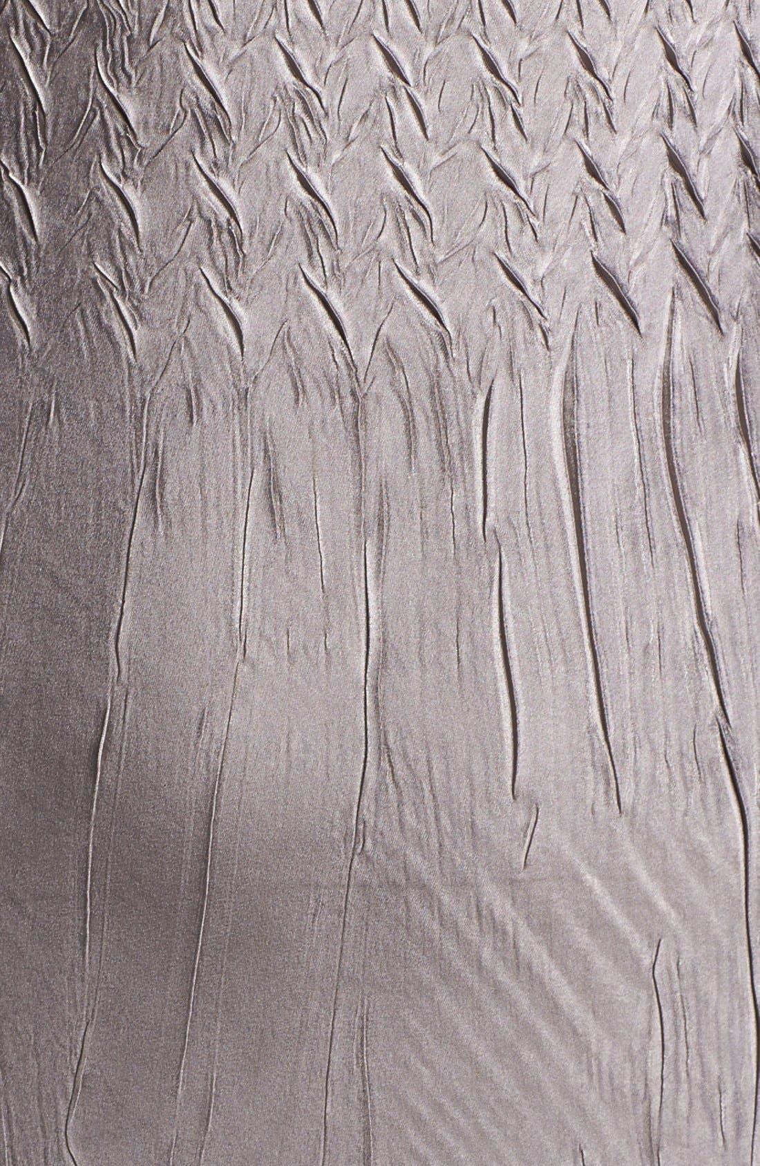 Alternate Image 3  - Komarov Charmeuse Dress & Chiffon Jacket (Regular & Petite)