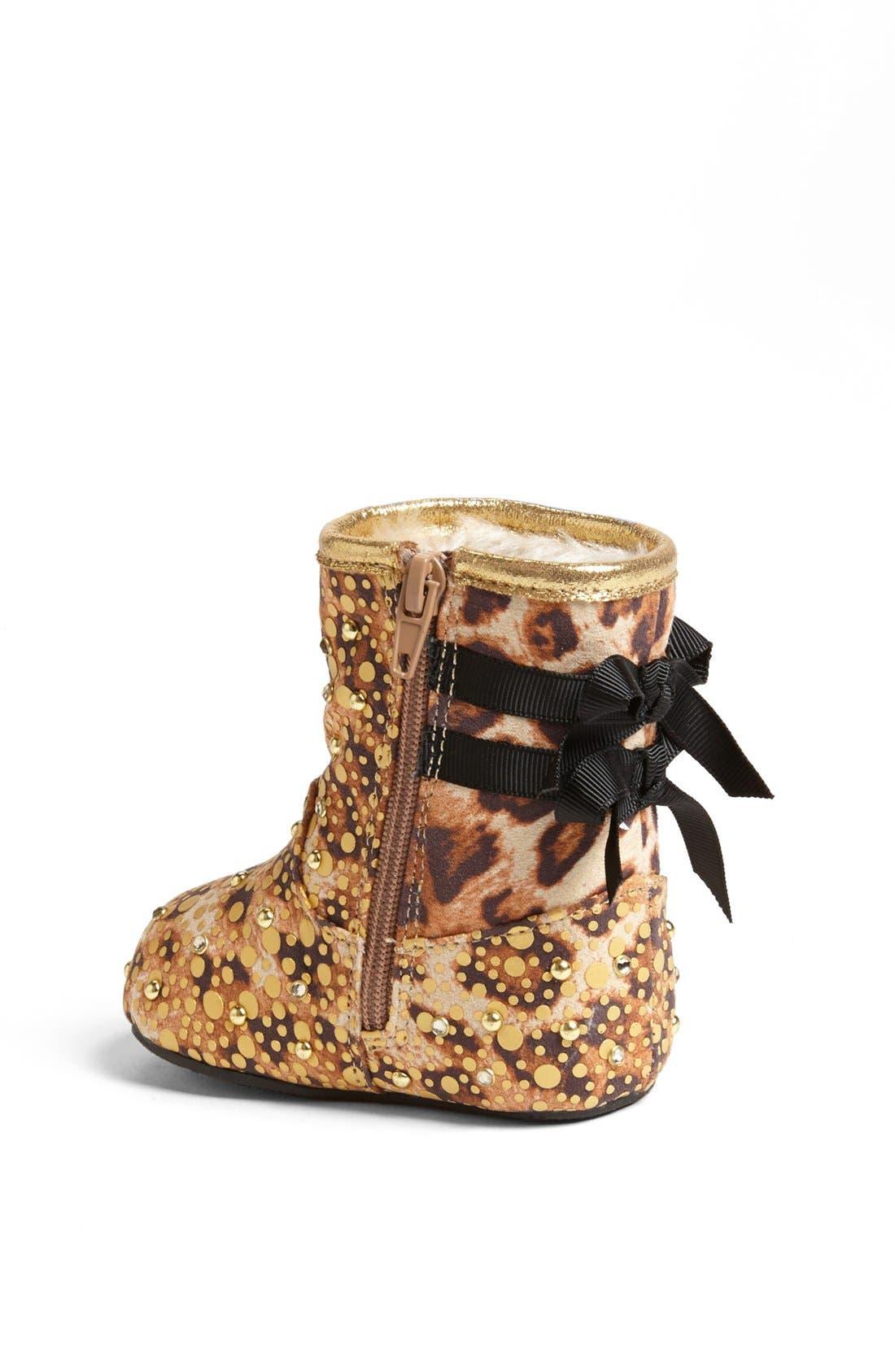 Alternate Image 2  - Stuart Weitzman 'Pali' Crib Boot (Baby Girls)