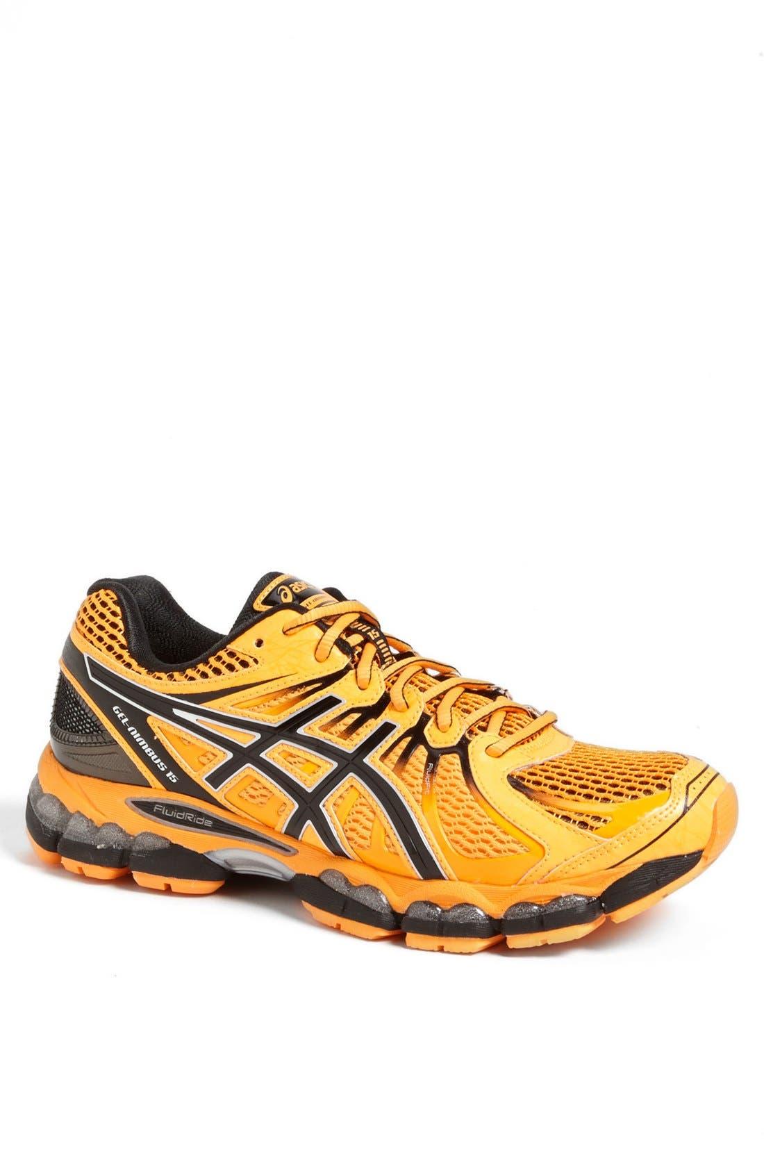 Alternate Image 1 Selected - ASICS® 'GEL-Nimbus 15' Running Shoe (Men)