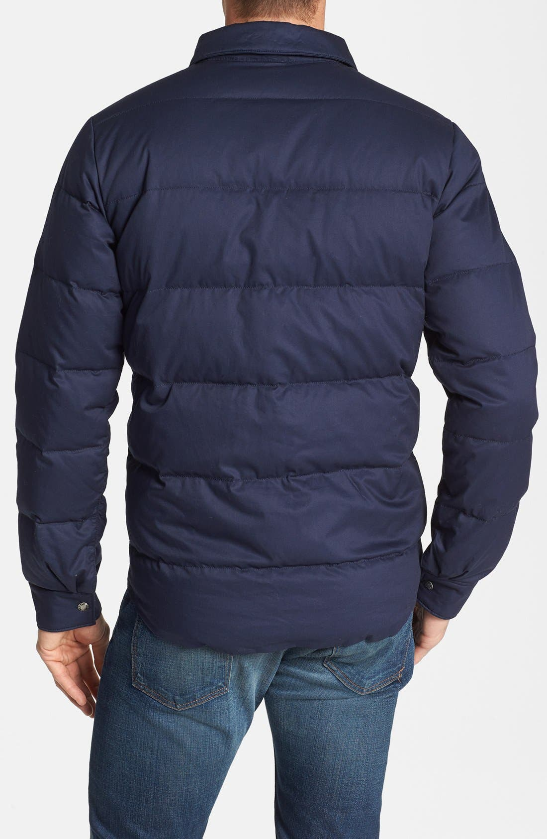 Alternate Image 2  - The North Face 'Cook' Down Shirt Jacket