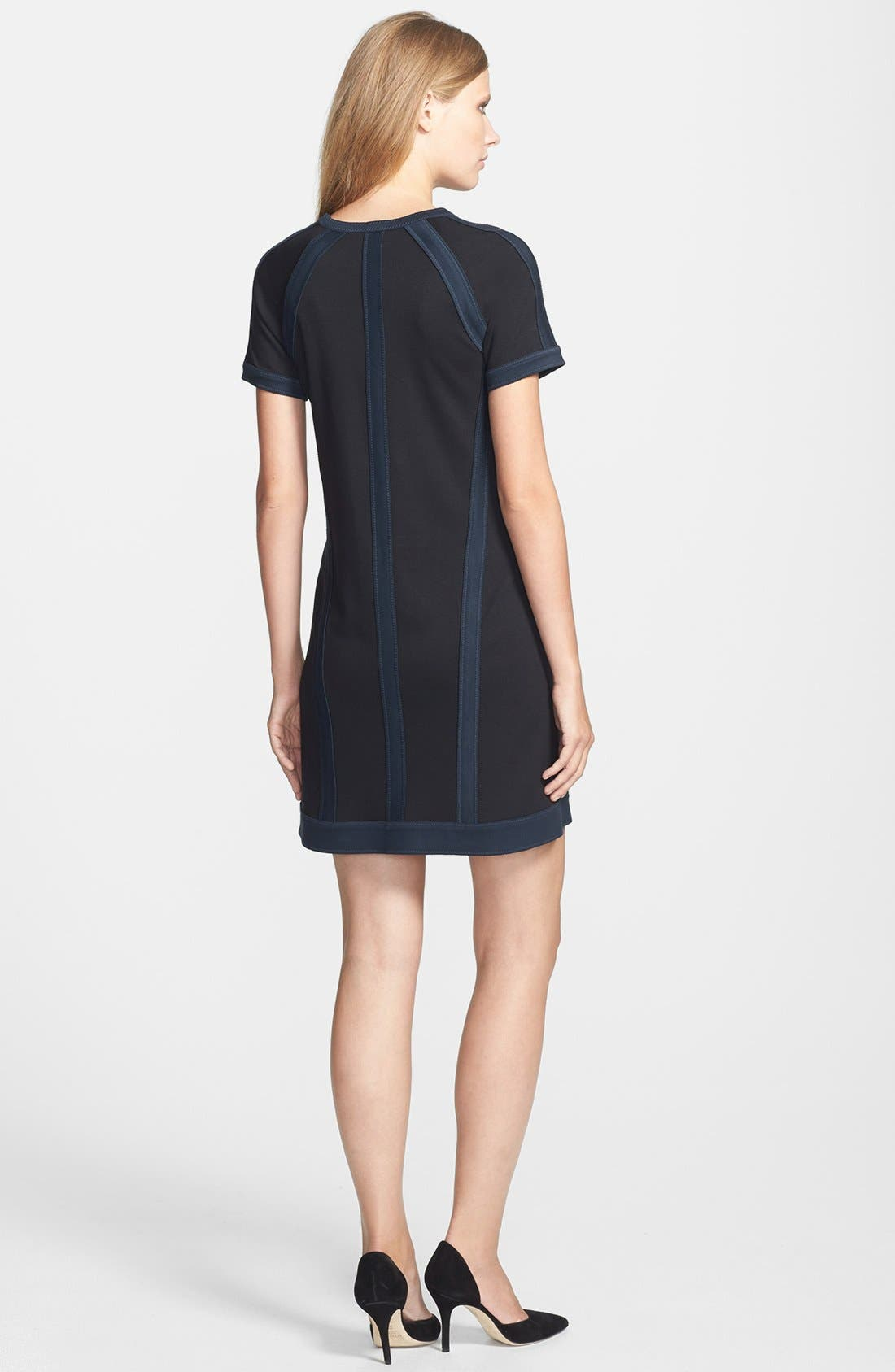 Alternate Image 2  - MARC BY MARC JACOBS 'Connie' Ponte Shift Dress