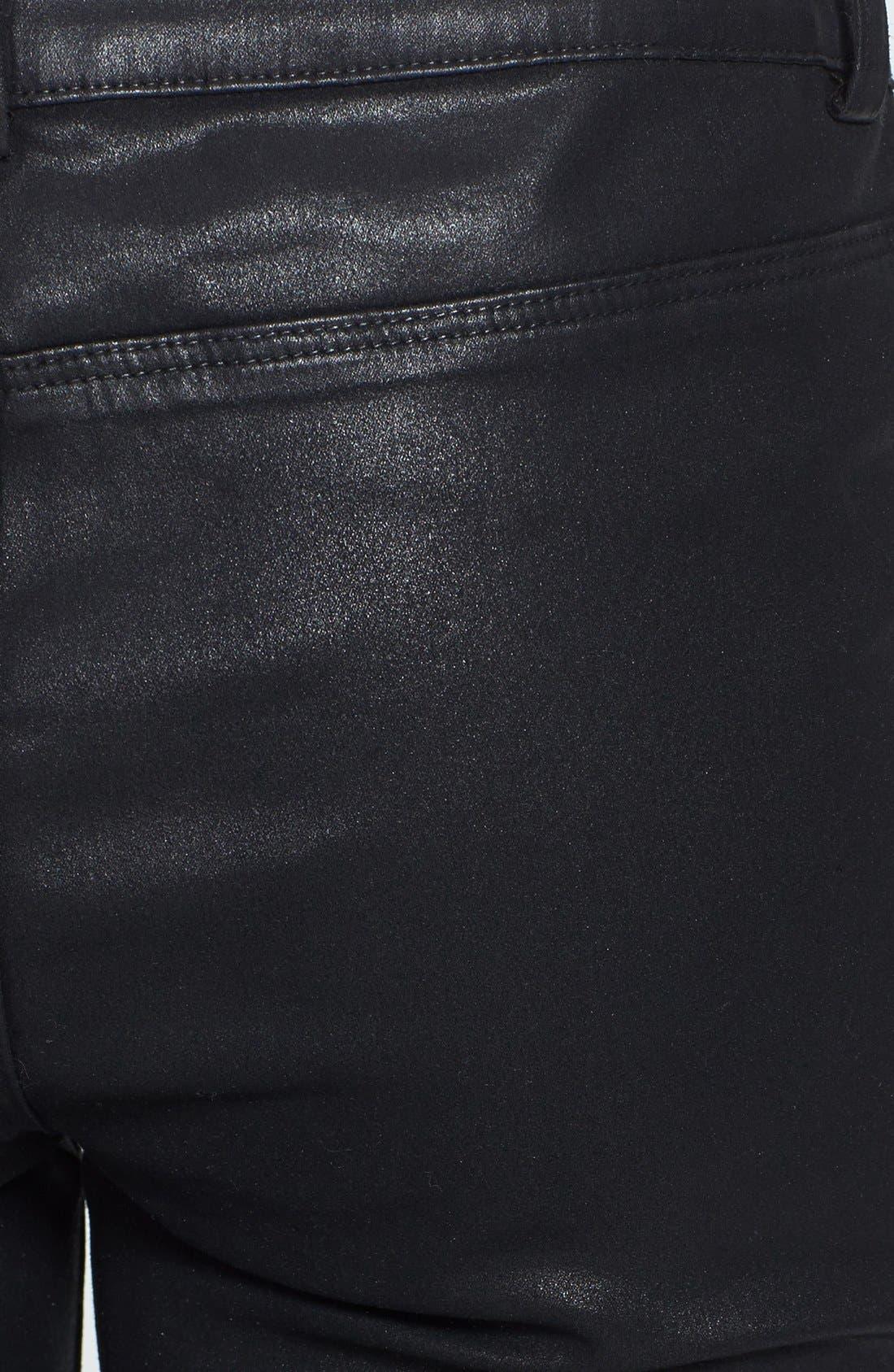 Alternate Image 3  - Rachel Roy Coated Skinny Pants
