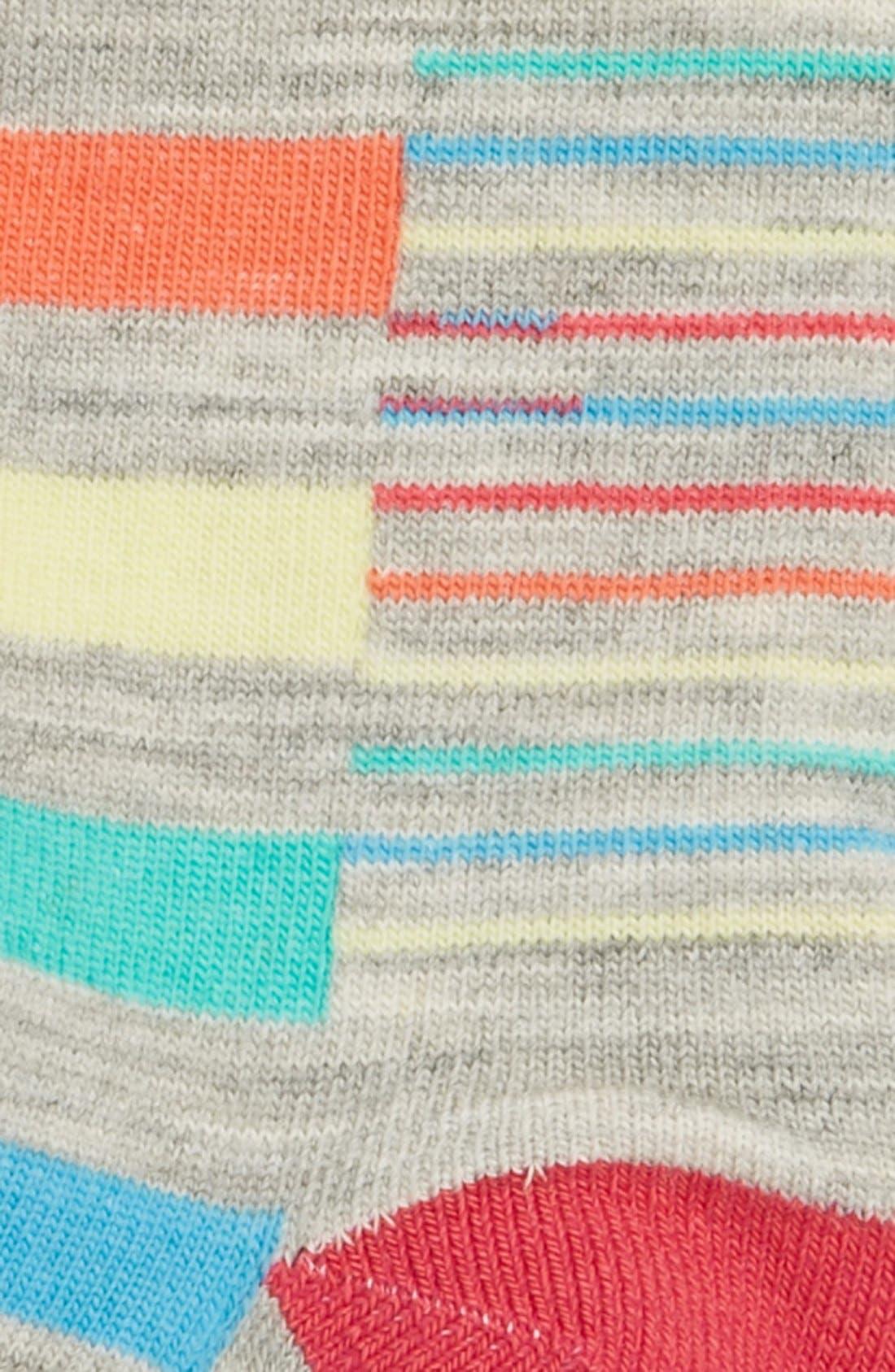 Alternate Image 2  - Smartwool Stripe Socks (Toddler Girls, Little Girls & Big Girls)