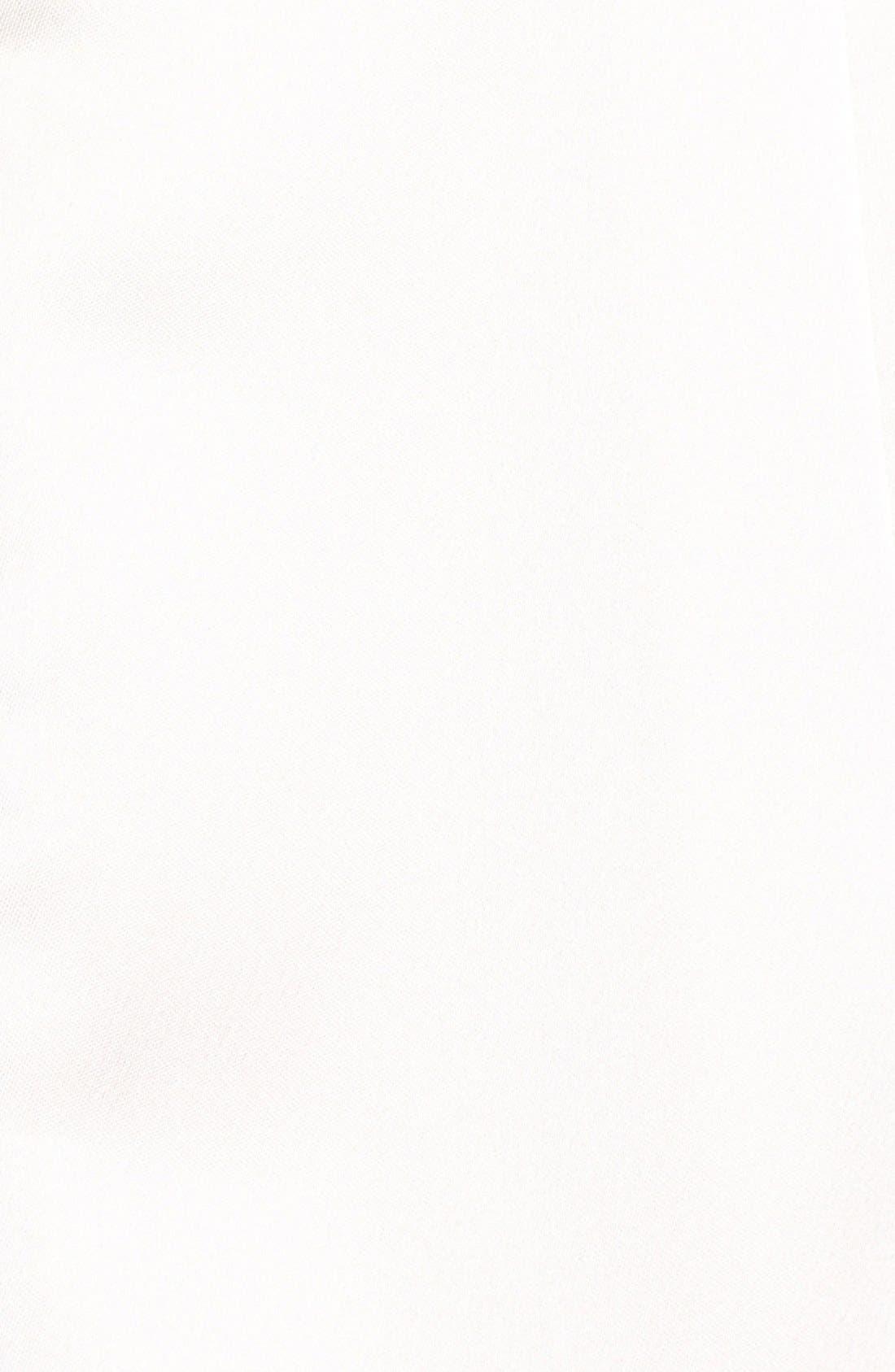 Alternate Image 3  - Maggy London Stretch Satin Sheath Dress (Regular & Petite)