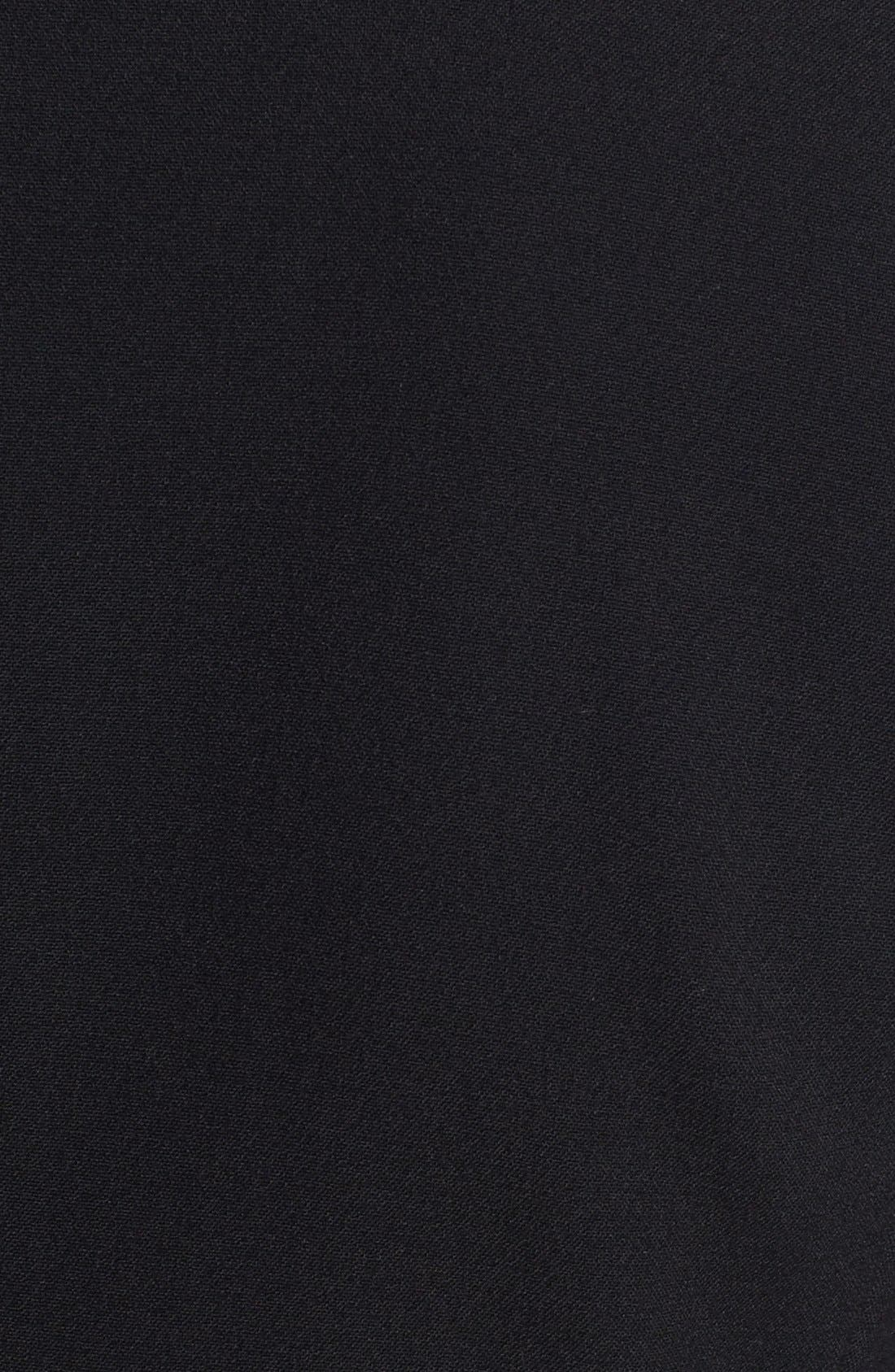 Alternate Image 3  - MICHAEL Michael Kors Sequin Sleeve Tuxedo Blazer