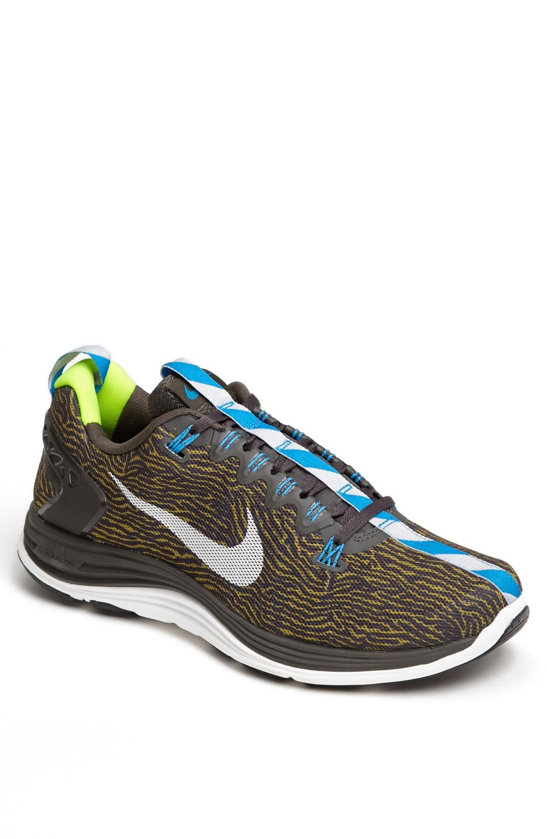 Alternate Image 1 Selected - Nike 'LunarGlide+ 5 EXT Premium' Training Shoe