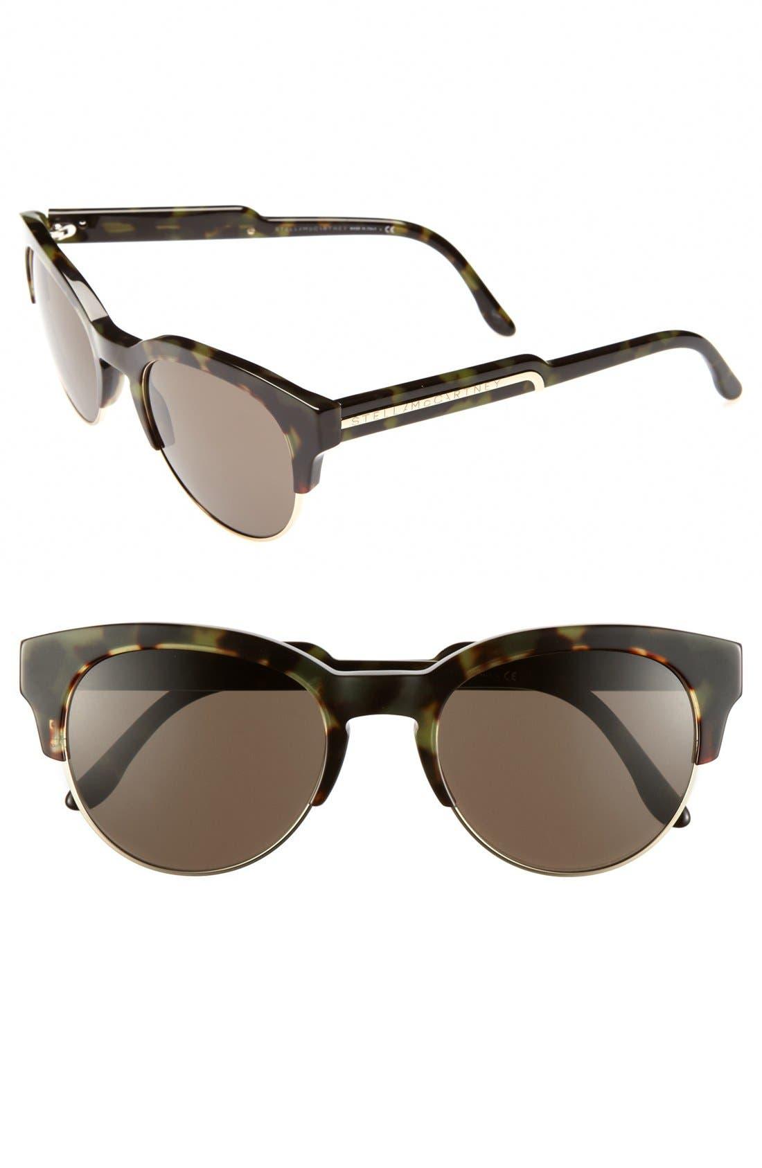 Alternate Image 1 Selected - Stella McCartney 53mm Sunglasses