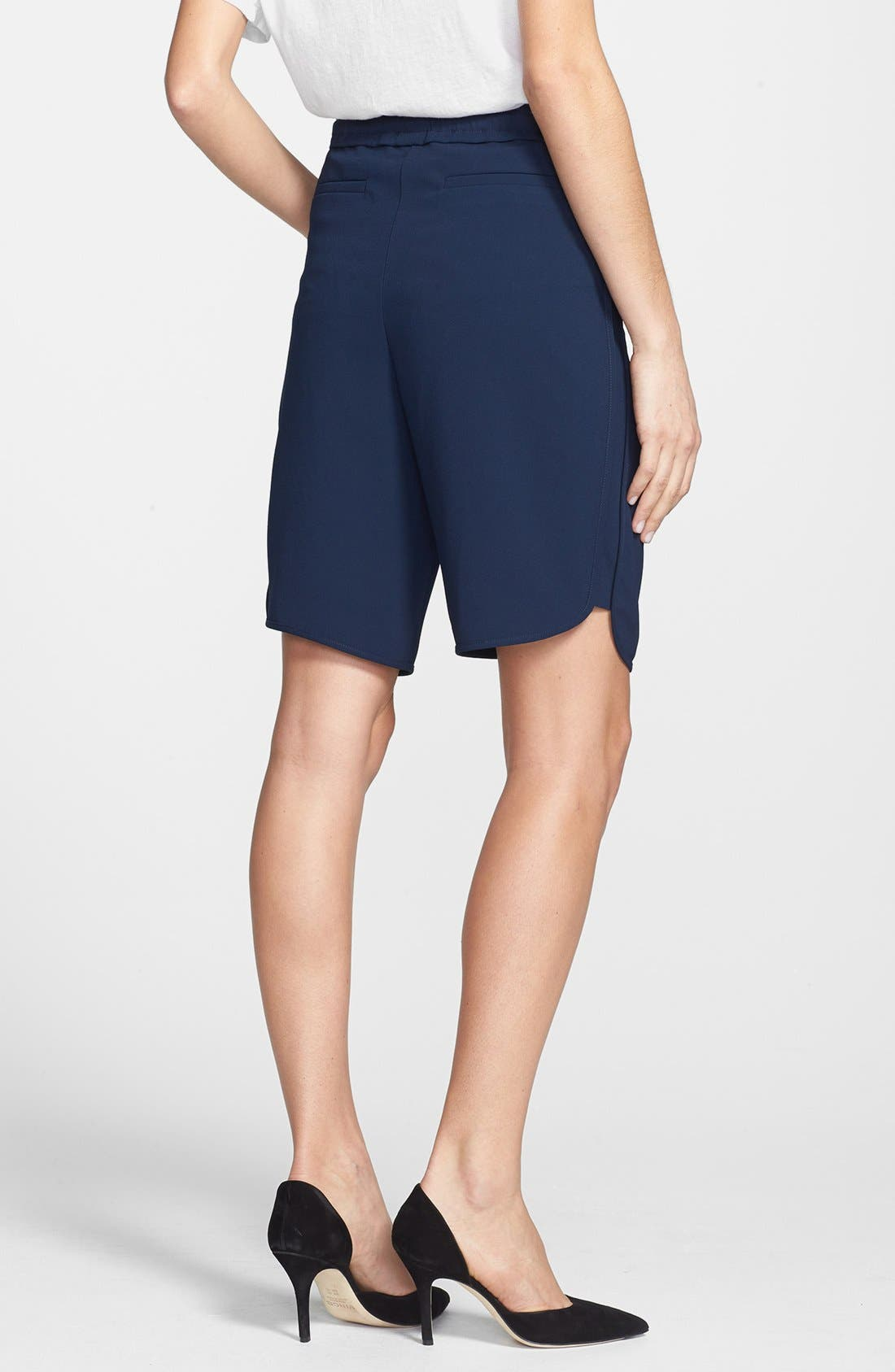 Alternate Image 2  - Trina Turk 'Kendrea' Drawstring Waist Shorts