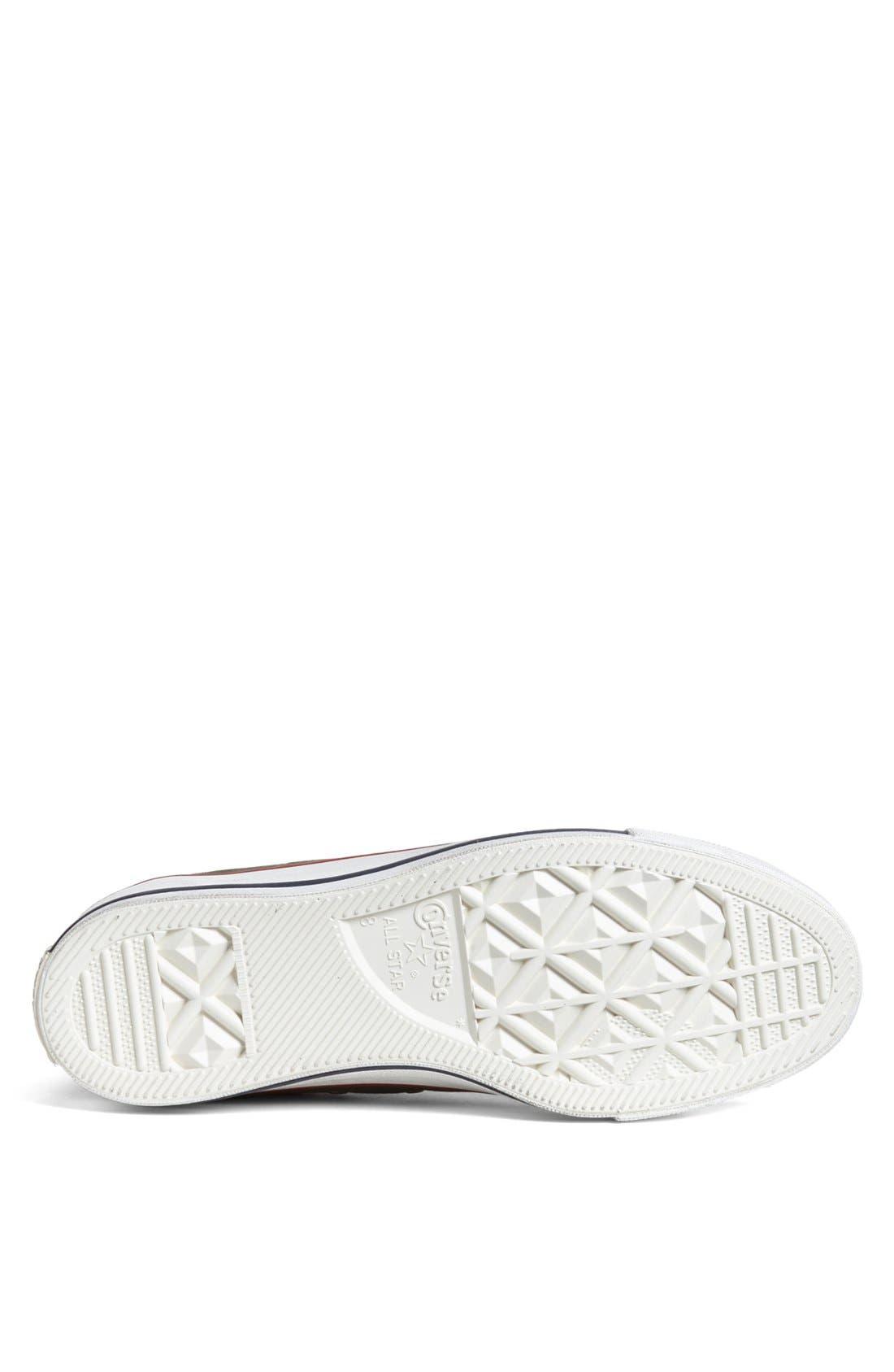 Alternate Image 4  - Converse Chuck Taylor® All Star® Sneaker (Men)