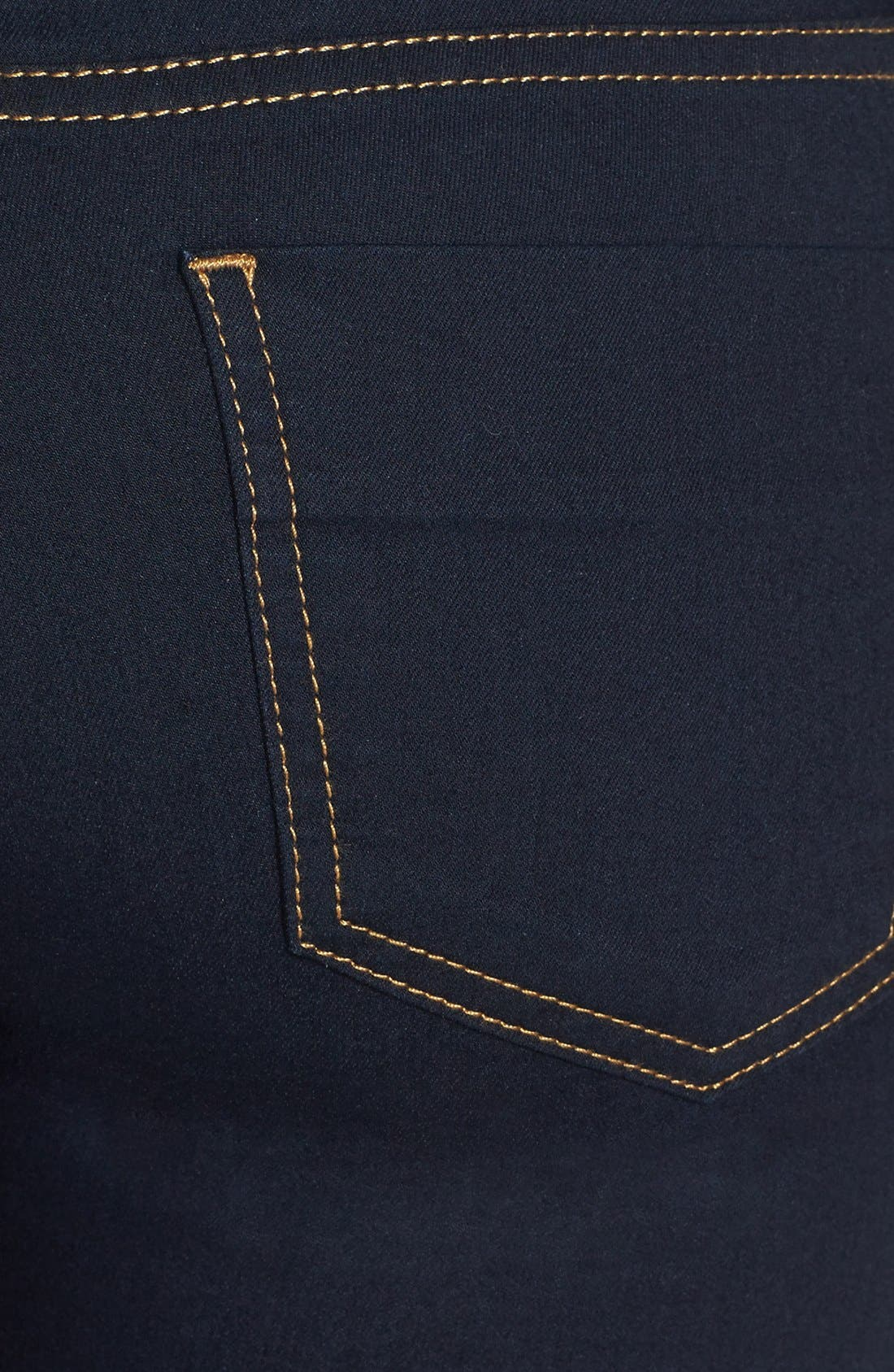 Alternate Image 3  - KUT from the Kloth 'Michelle' Stretch Slim Bootcut Jeans
