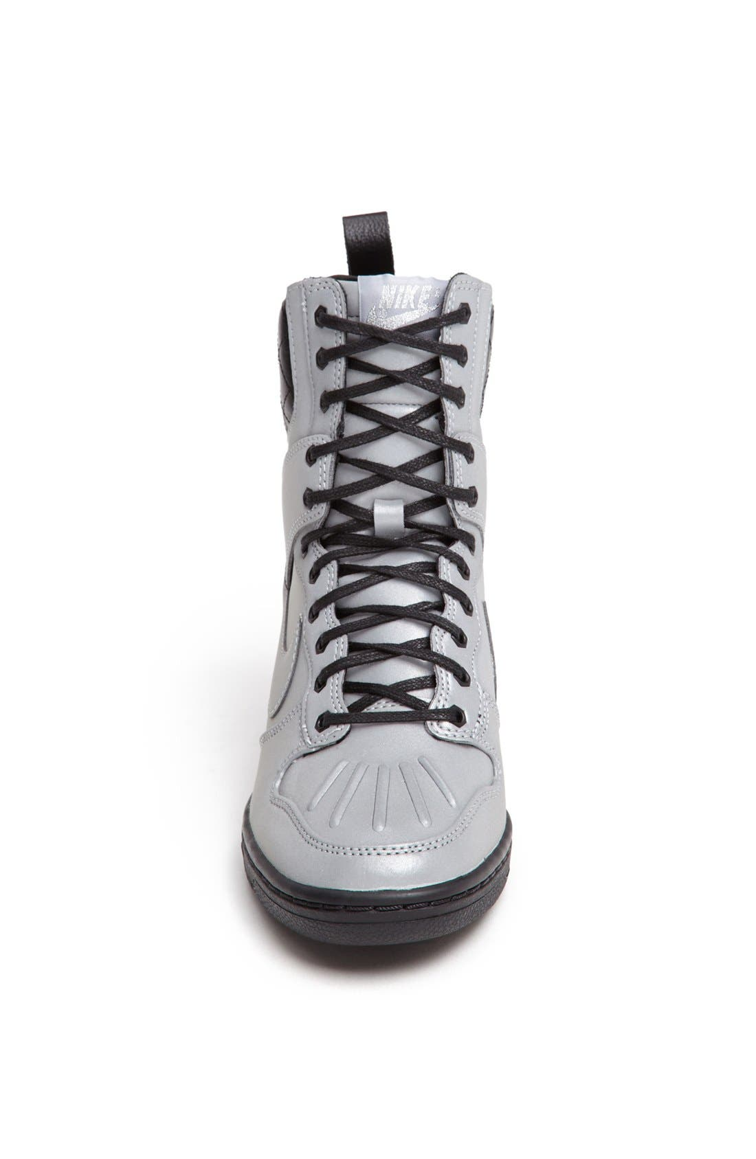 Alternate Image 3  - Nike 'Dunk Sky Hi' Hidden Wedge Sneaker Boot (Women)