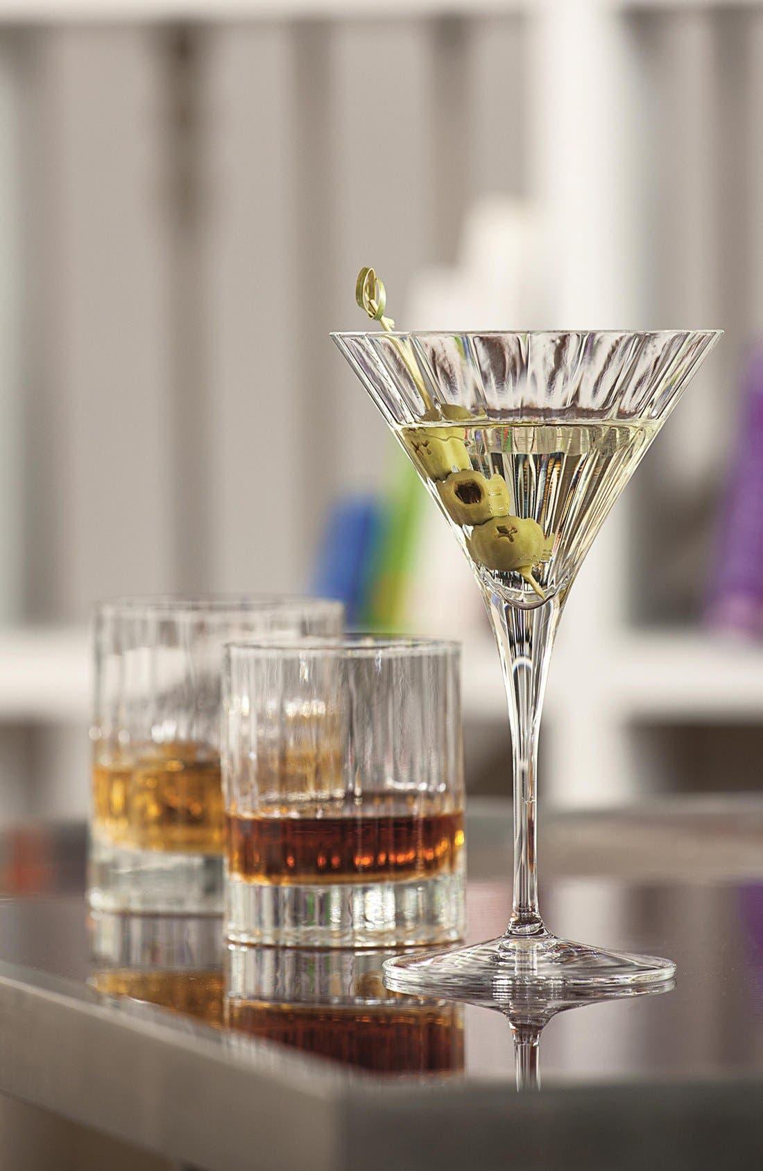 'Bach' Martini Glasses,                             Alternate thumbnail 2, color,                             Clear