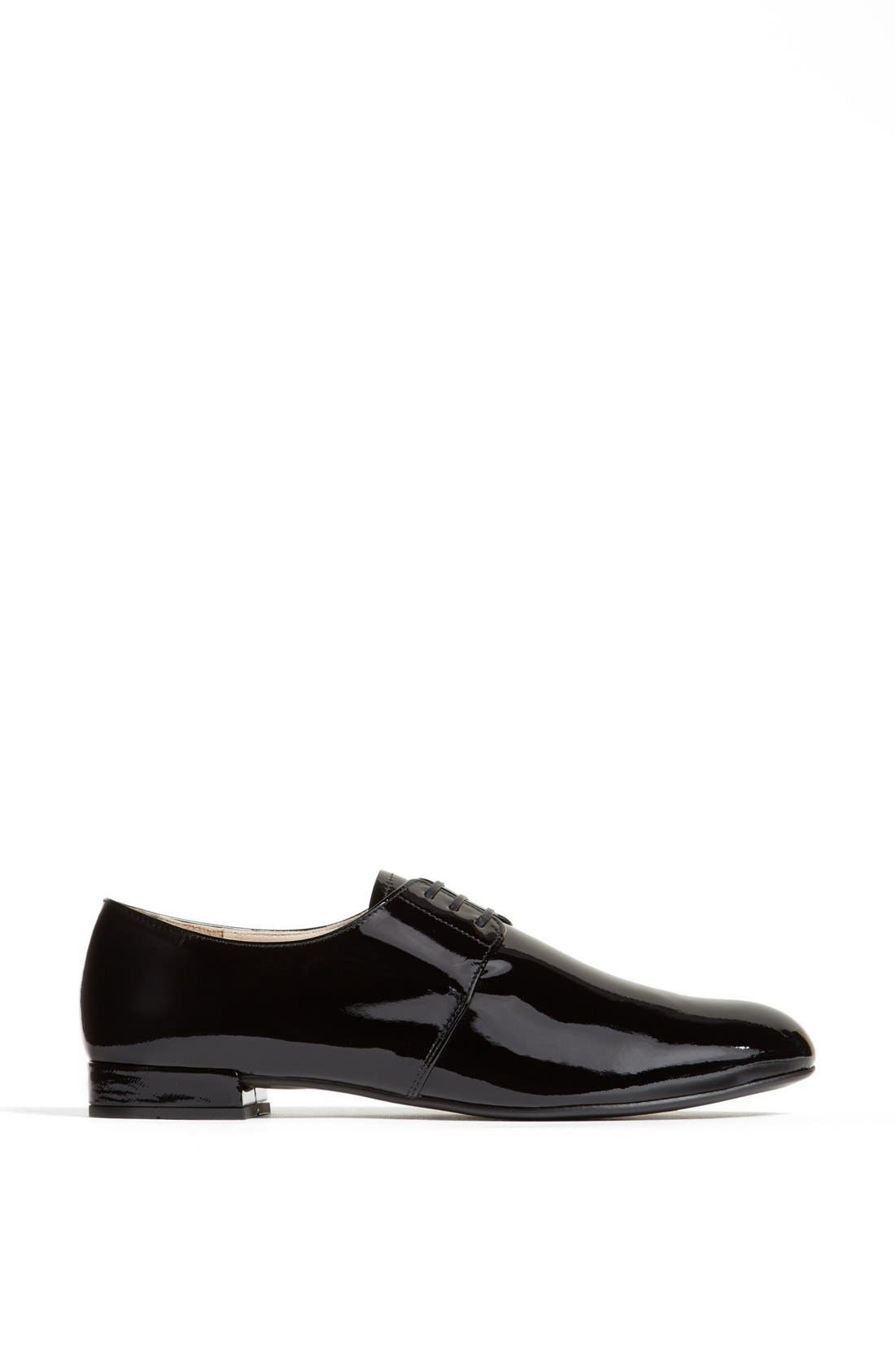 Alternate Image 4  - Prada Oxford Flat