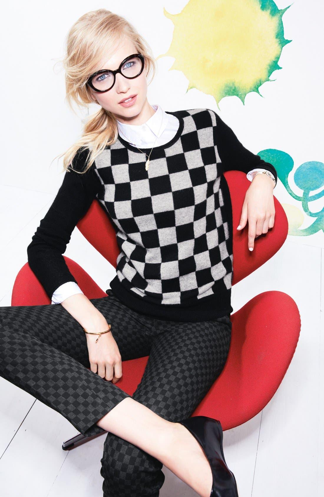 Alternate Image 4  - Halogen® Roll Neck Cashmere Sweater