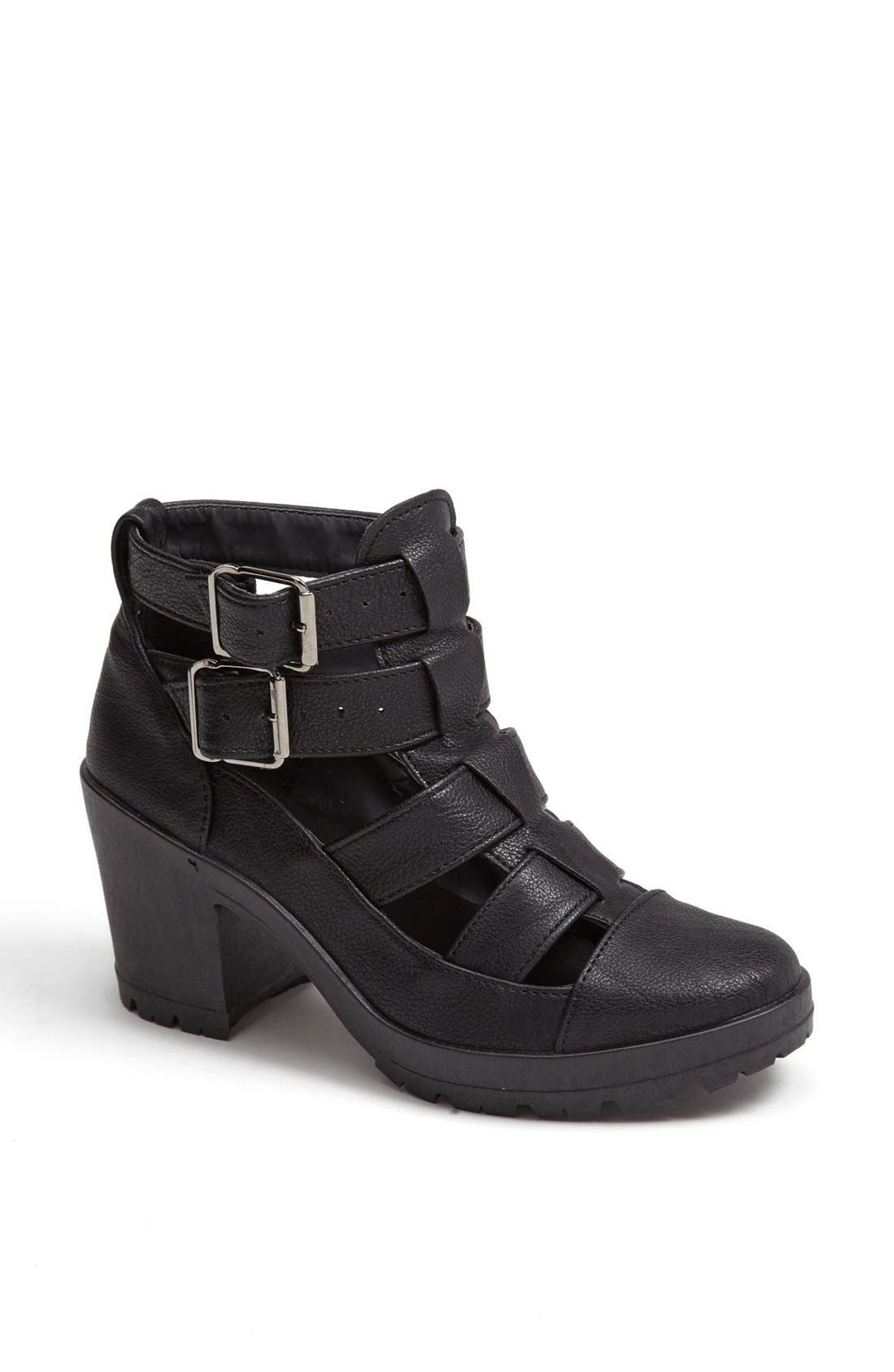 Alternate Image 1 Selected - Topshop 'Mega' Ankle Boot