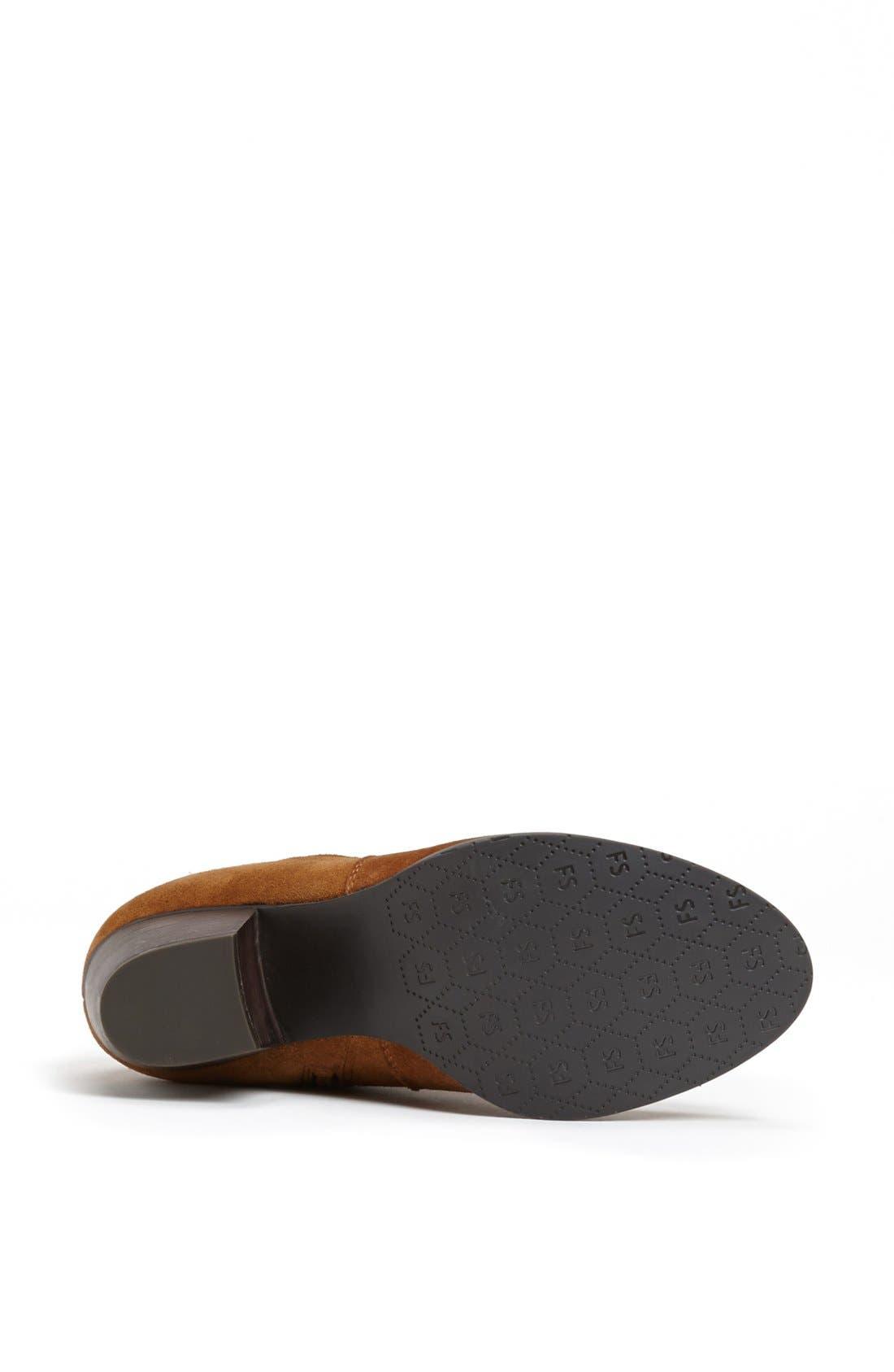 Alternate Image 4  - Franco Sarto 'Hutch' Leather Bootie
