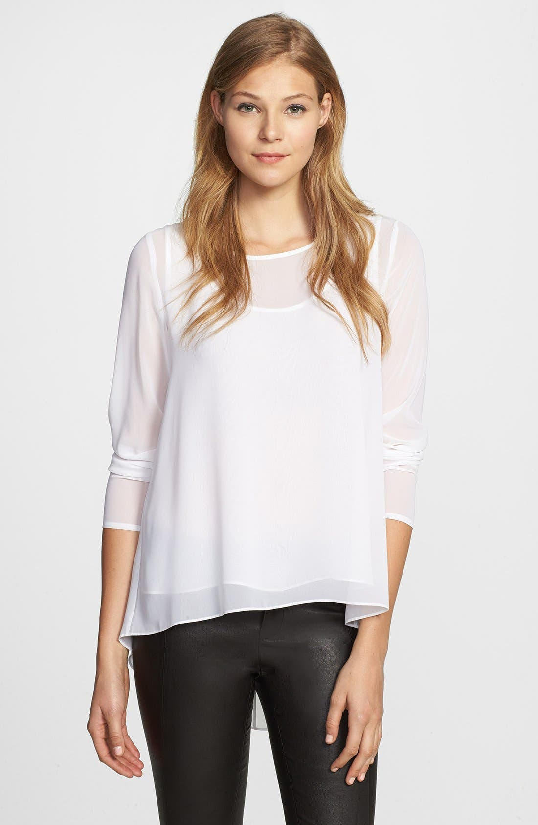 Alternate Image 1 Selected - Kenneth Cole New York 'Lisa' Blouse