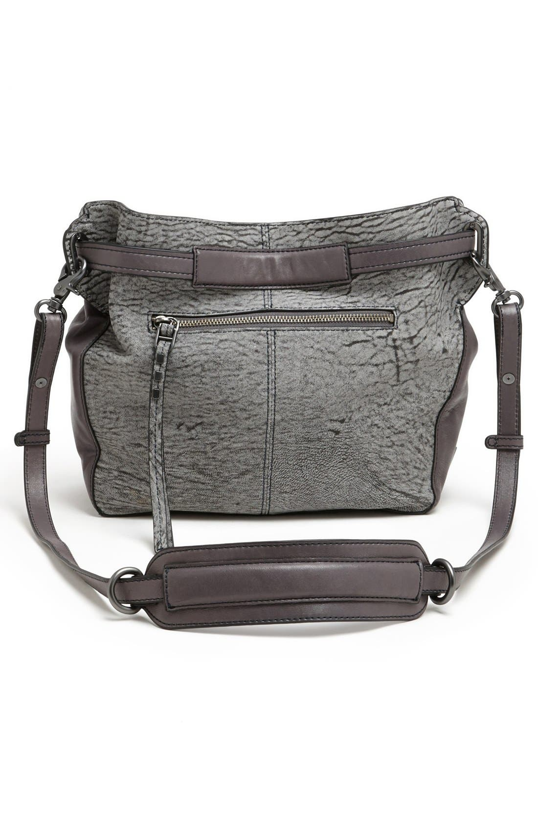 Alternate Image 4  - Kooba 'Bailey' Leather Crossbody Bag