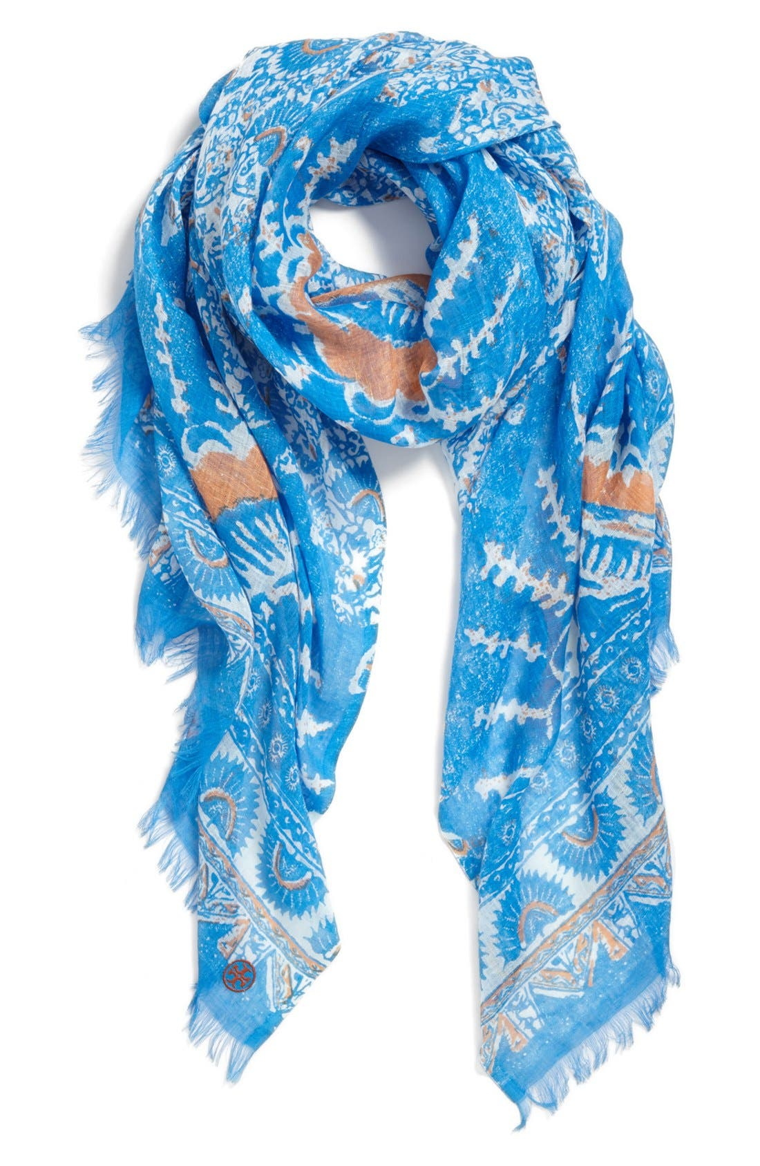 Alternate Image 1 Selected - Tory Burch 'Madura' Scarf