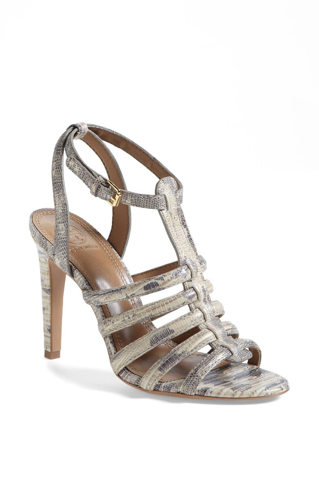 Alternate Image 1 Selected - Tory Burch 'Charlene' Sandal