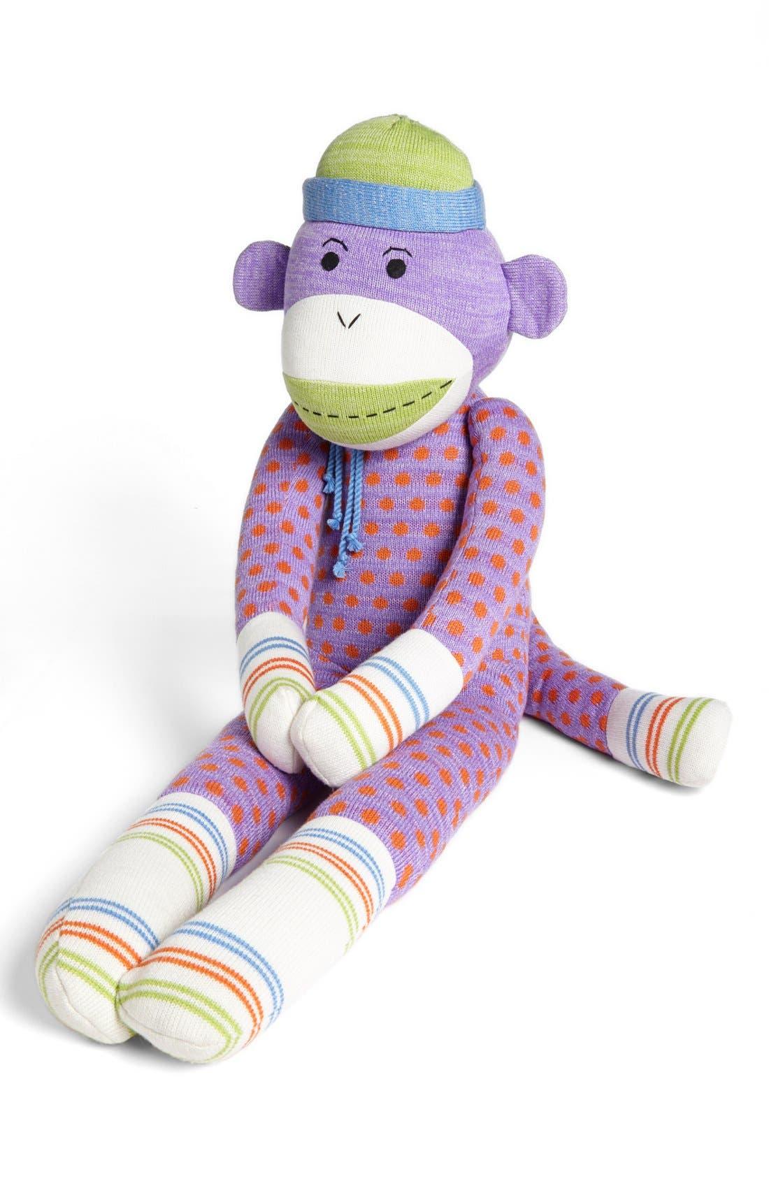 Alternate Image 2  - Genuine Monkeez & Friends 'Dotty - Jumbo' Stuffed Monkey