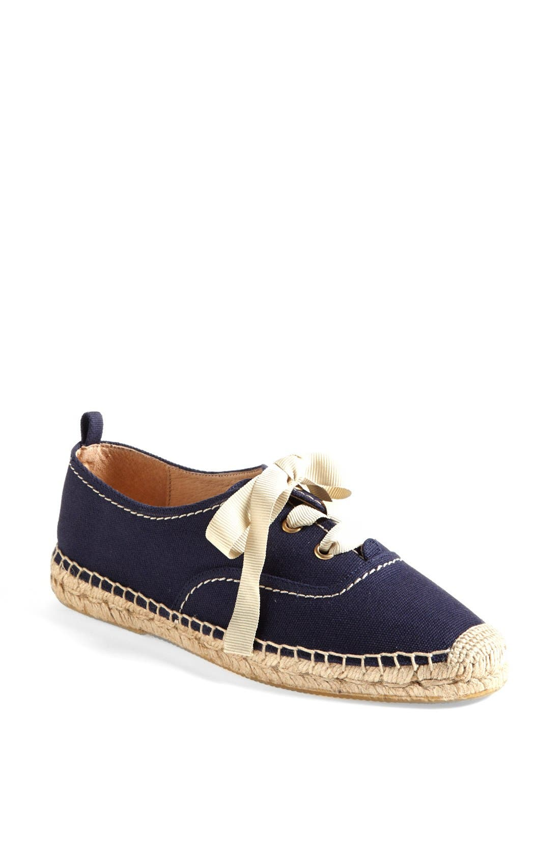 Alternate Image 1 Selected - kate spade new york 'lina' espadrille oxford
