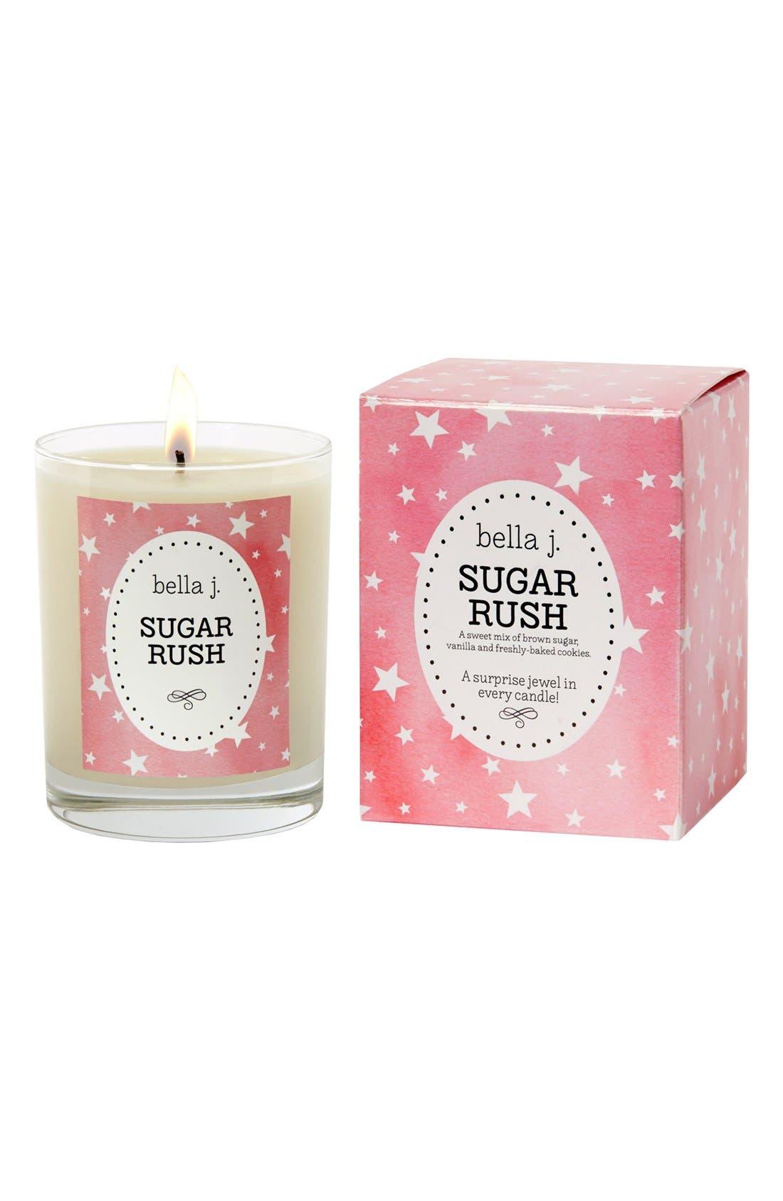 Alternate Image 1 Selected - bella j. 'Sugar Rush' Candle