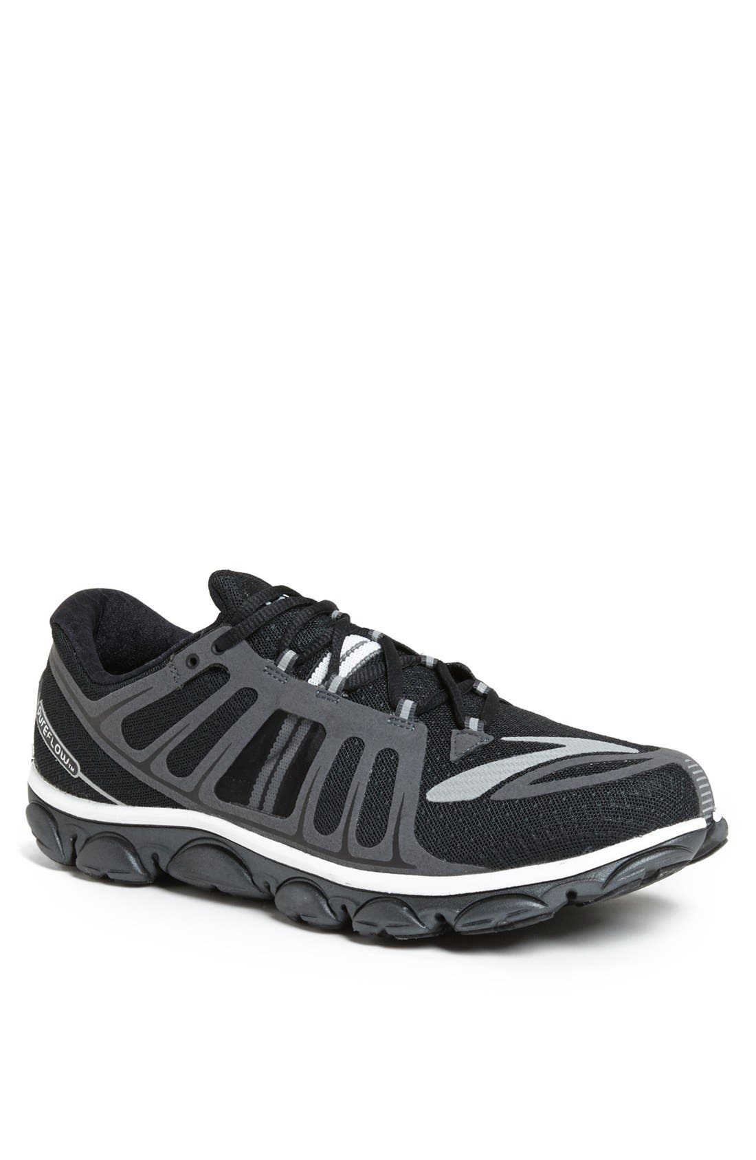 Alternate Image 1 Selected - Brooks 'PureFlow 2' Running Shoe (Men)
