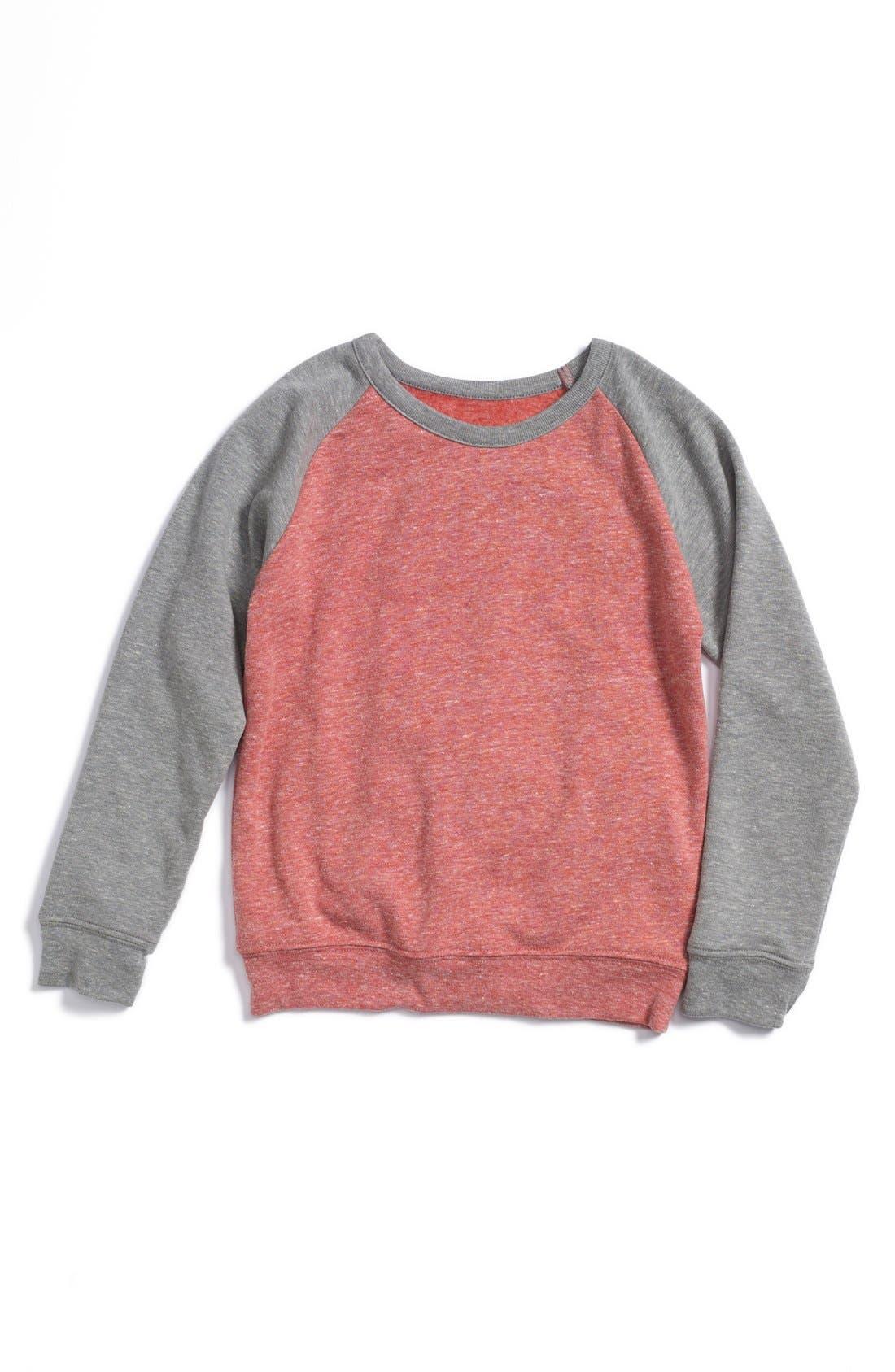 Alternate Image 1 Selected - Tucker + Tate Fleece Sweatshirt (Little Boys)