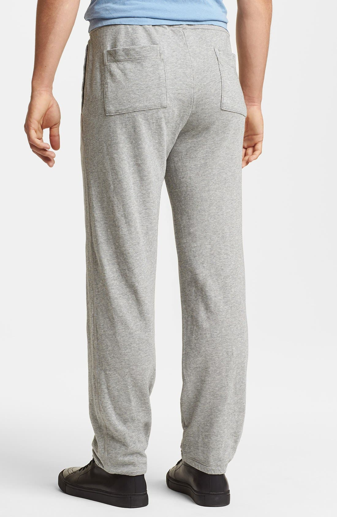 Classic Sweatpants,                             Alternate thumbnail 2, color,                             Heather Grey