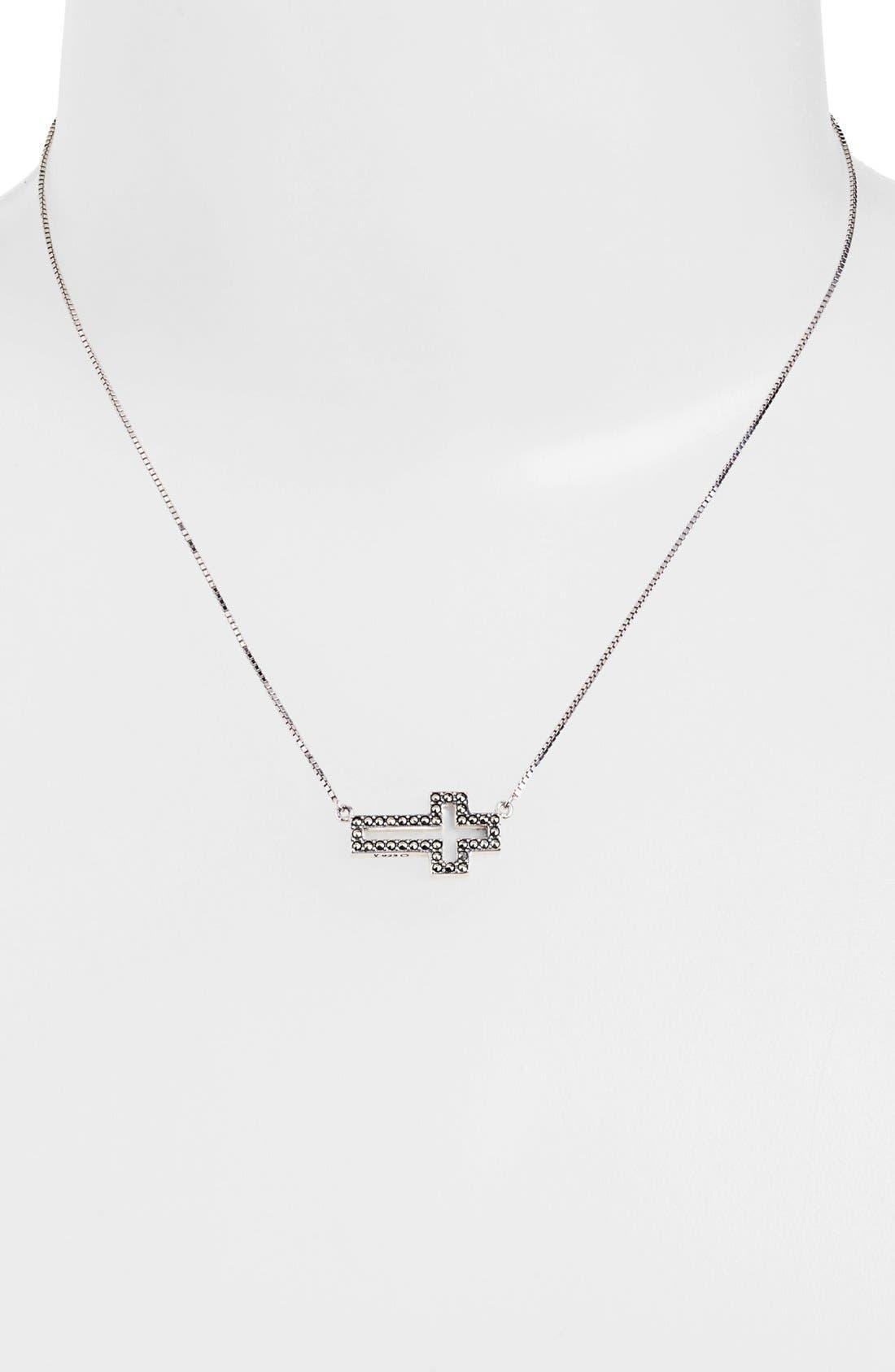 Alternate Image 2  - Judith Jack 'Angelic' Pendant Necklace