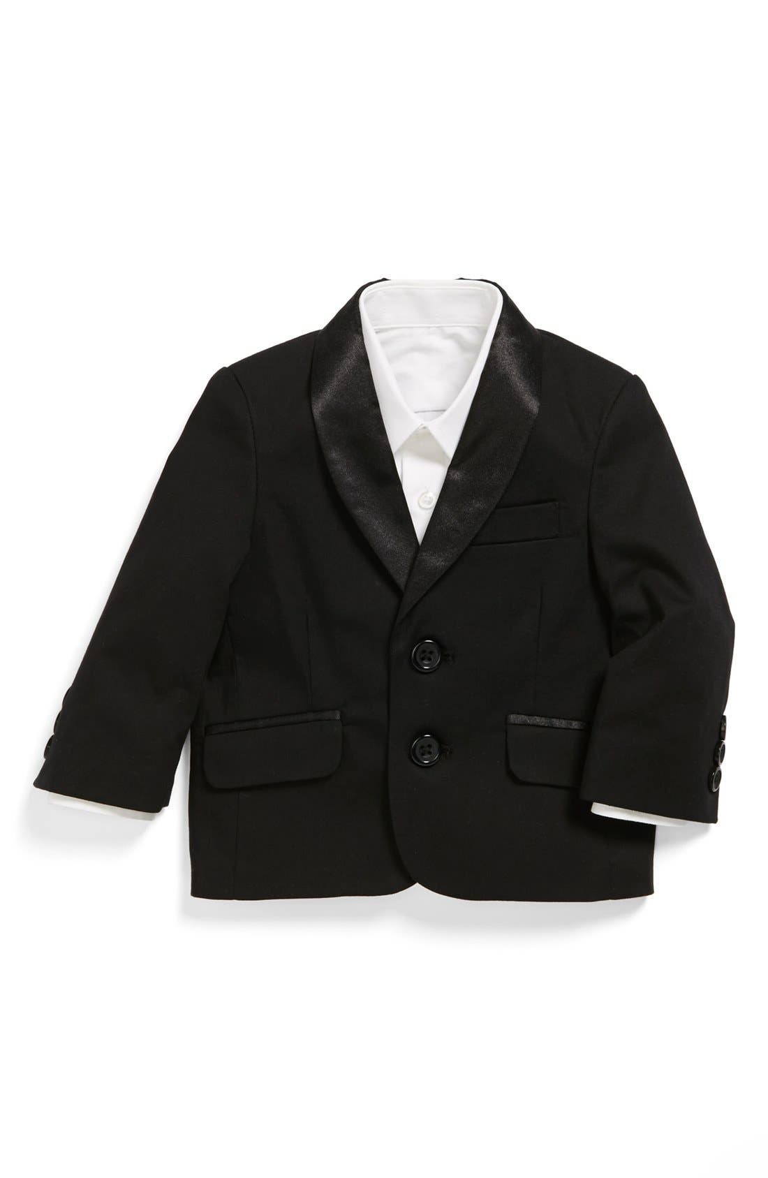 Alternate Image 1 Selected - C2 by Calibrate 'Holiday' Dinner Jacket (Toddler Boys)