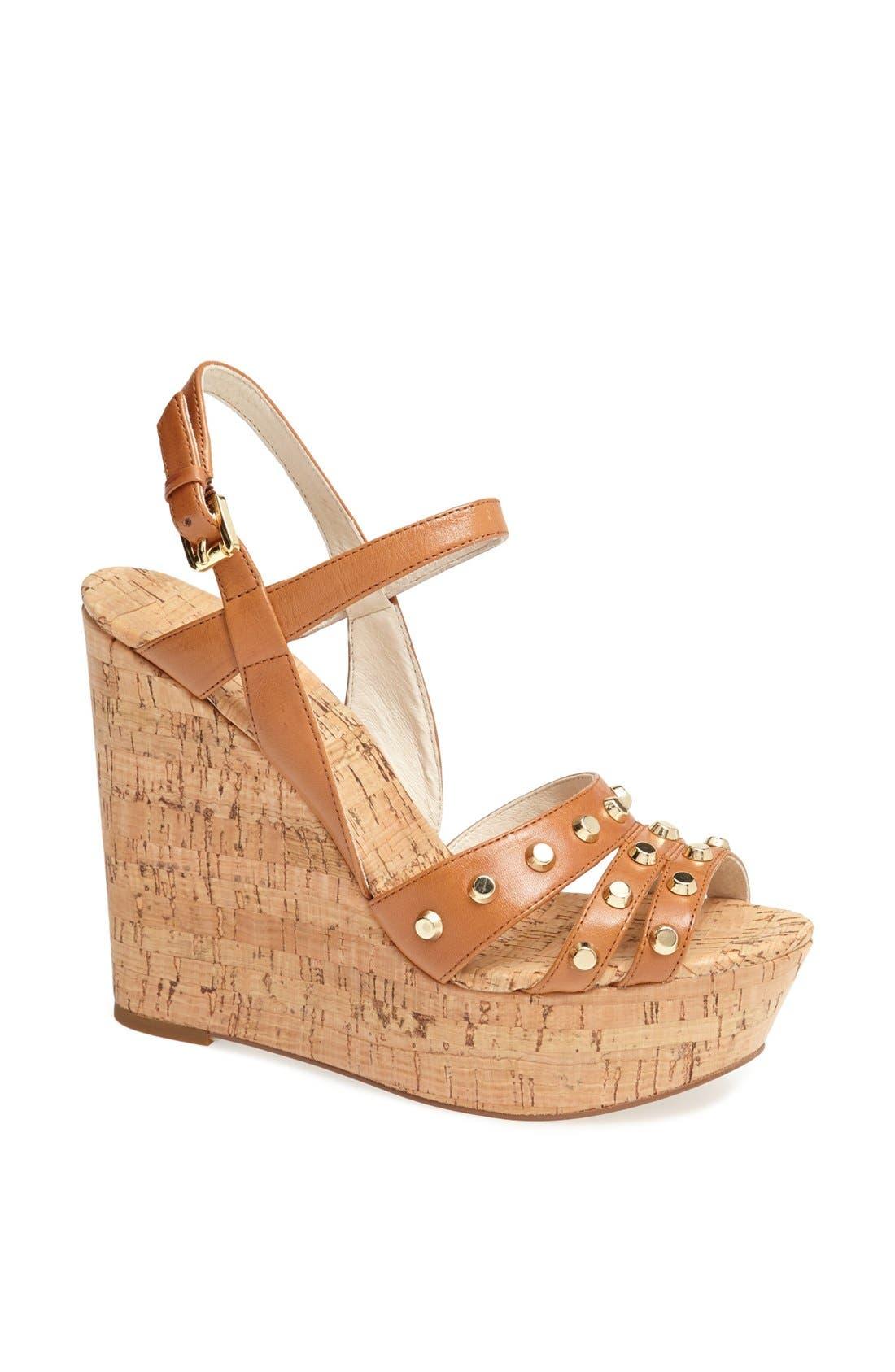 Main Image - MICHAEL Michael Kors Wedge sandal