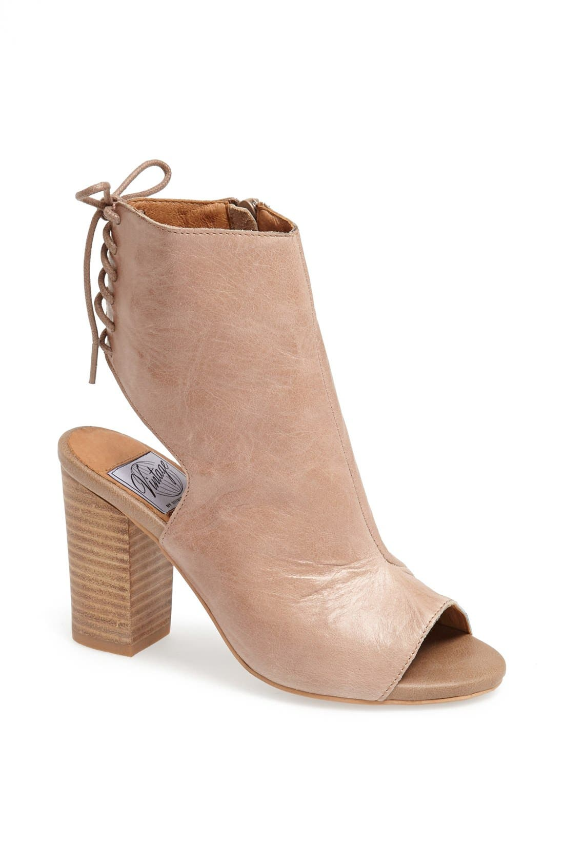 Alternate Image 1 Selected - Jeffrey Campbell 'Quincy' Bootie