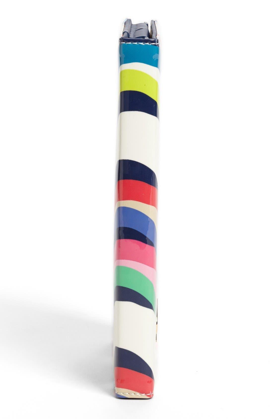 Alternate Image 2  - kate spade new york 'brighton wave' iPad mini folio