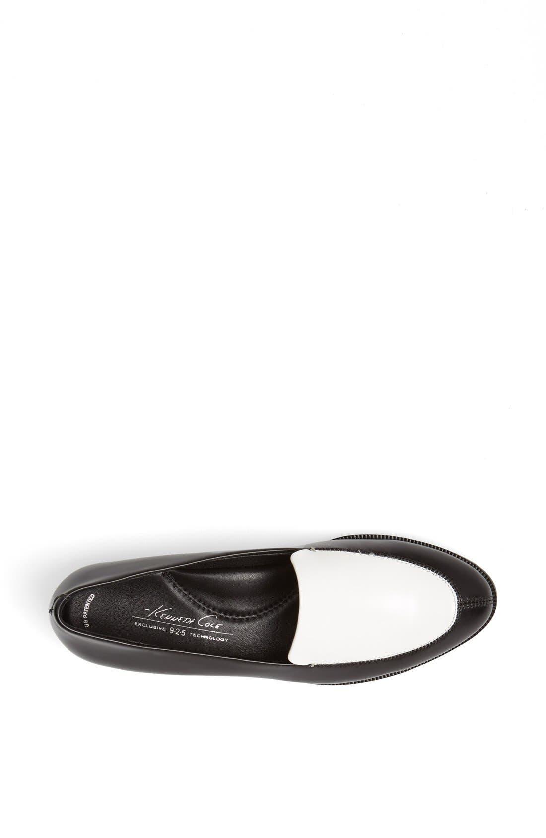 Alternate Image 3  - Kenneth Cole New York 'Hudson' Leather Flat